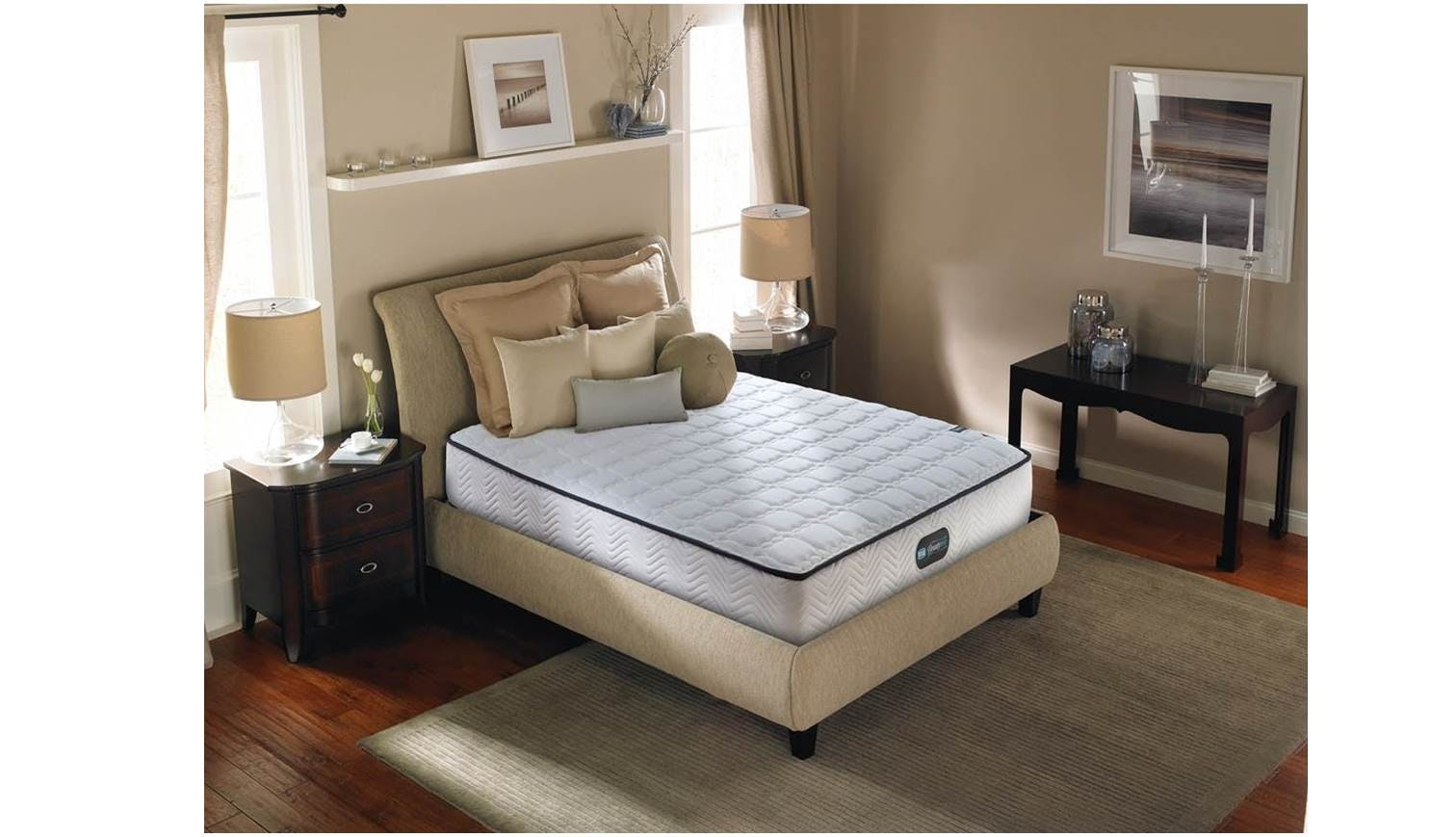 simmons beautyrest classic. Simmons Beautyrest Affinity Classic Original Coil Queen Size Mattress E