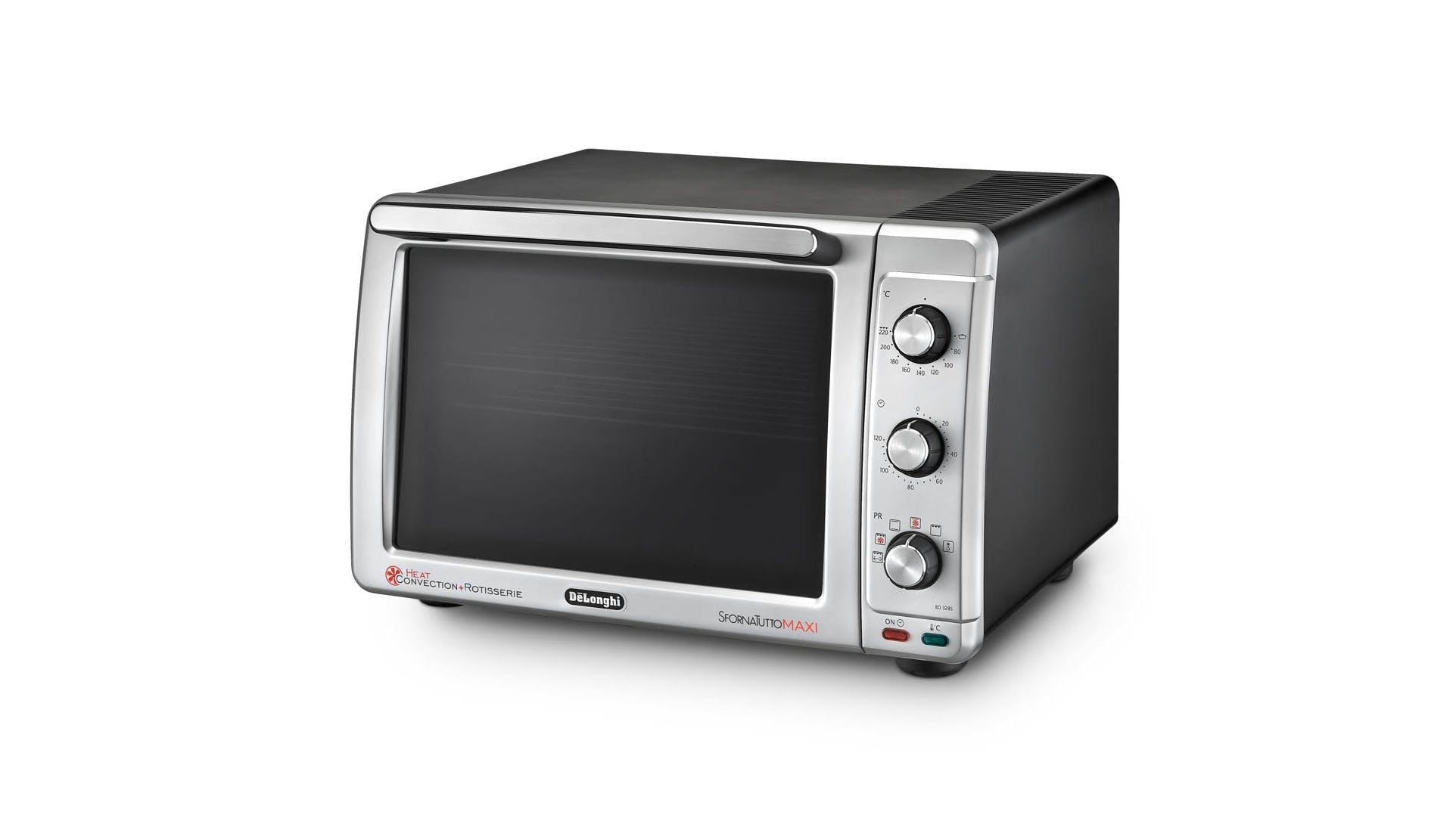 Toaster Oven Electric Harvey Norman Singapore Signora Snack Maker Delonghi Sfornatutto Maxi 32l