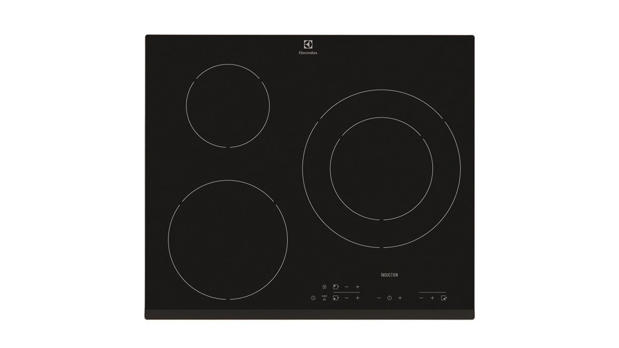 Electrolux 60cm Induction Hob With Dual Ring Zone Harvey
