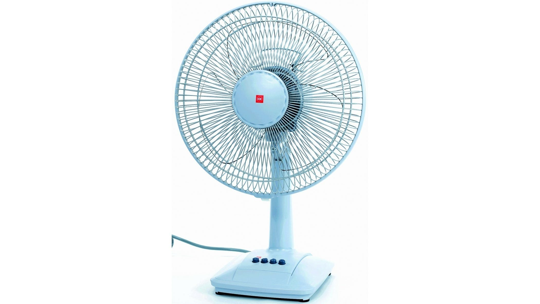 Kdk A40as 40cm Table Fan Blue Harvey Norman Singapore