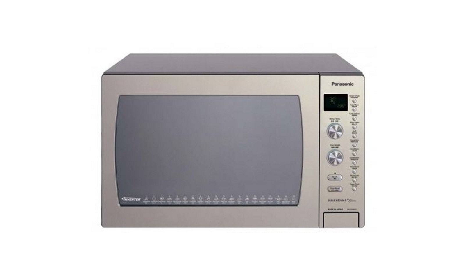 Panasonic Nn Cd997sypq Microwave Oven Harvey Norman