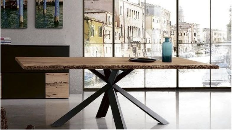 Oliver B Nevada Briccola Dining Table