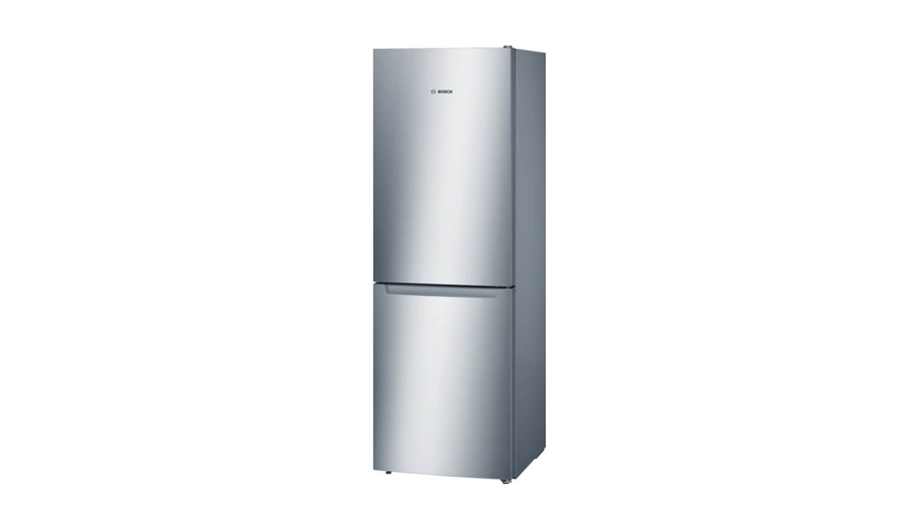 Bosch KGN33NL30 Steel Bottom Freezer Refrigerator (1)