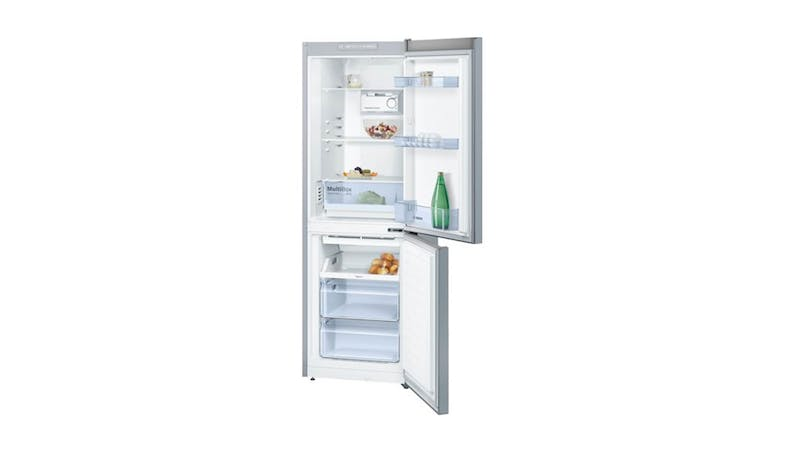Bosch KGN33NL30 Steel Bottom Freezer Refrigerator (2)