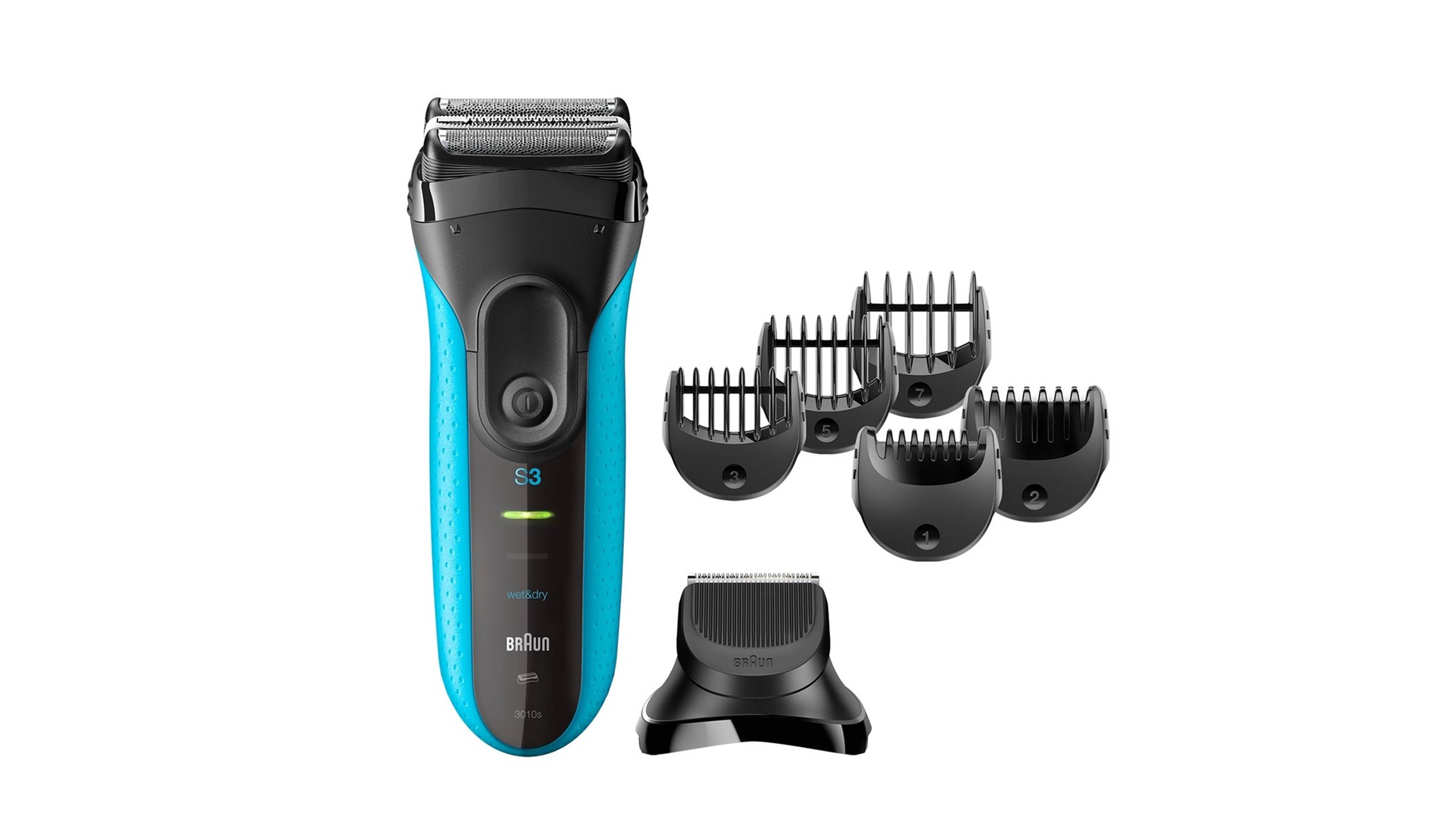Braun Series 3 3010BT Rechargeable Shaver (1)