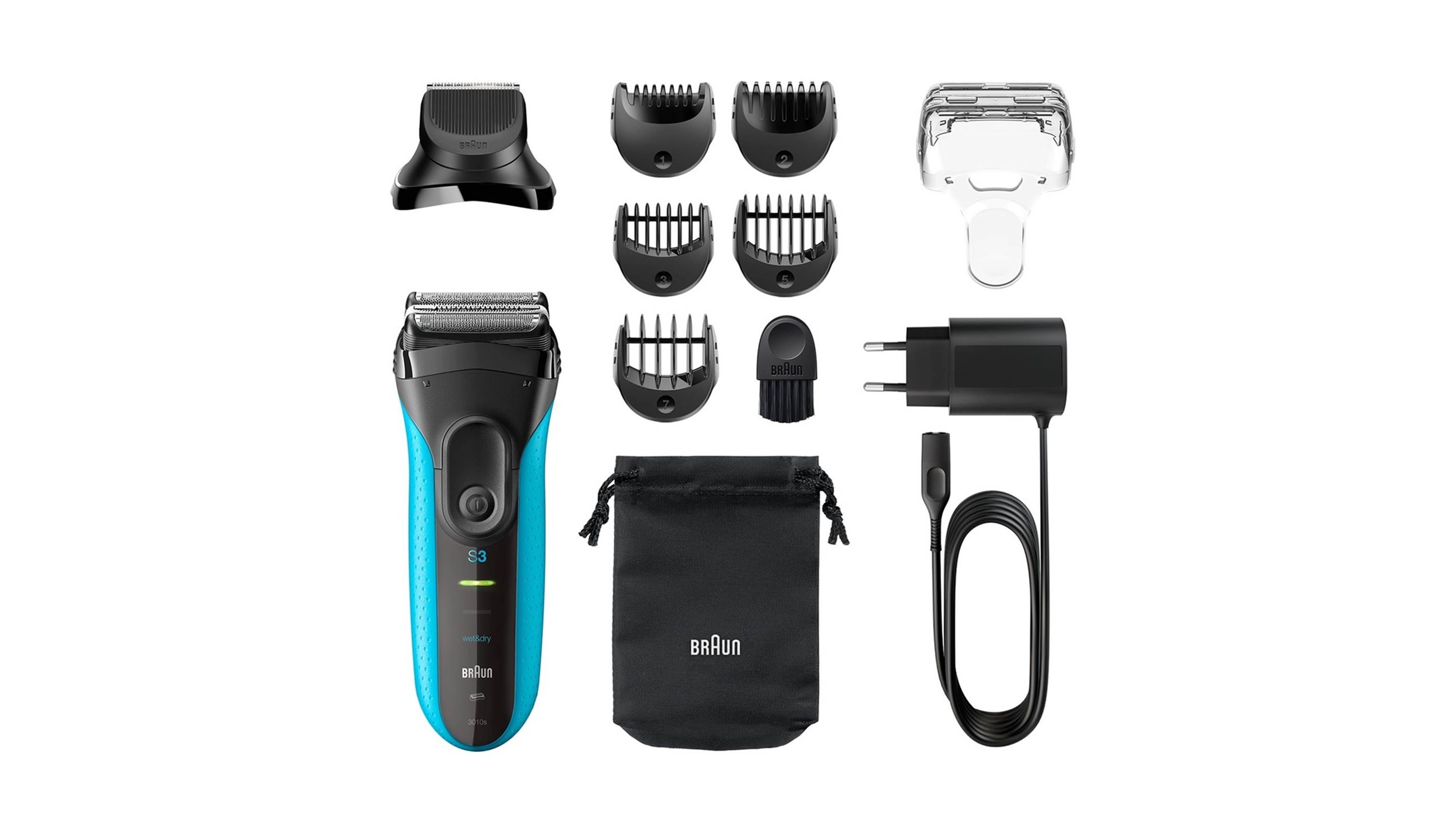 Braun Series 3 3010BT Rechargeable Shaver (2)