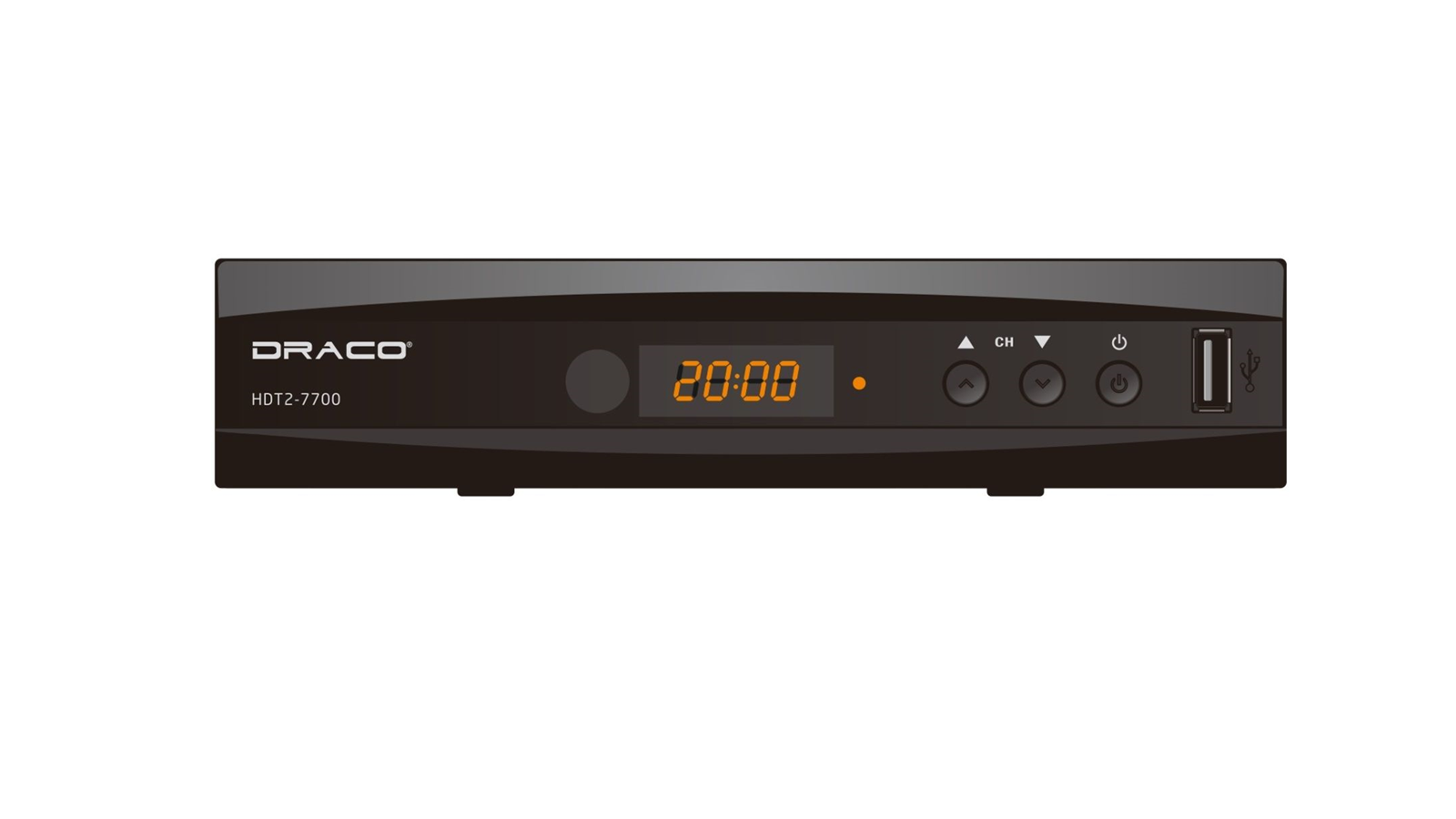 Draco W/ANT900 High Definition Digital TV Receiver