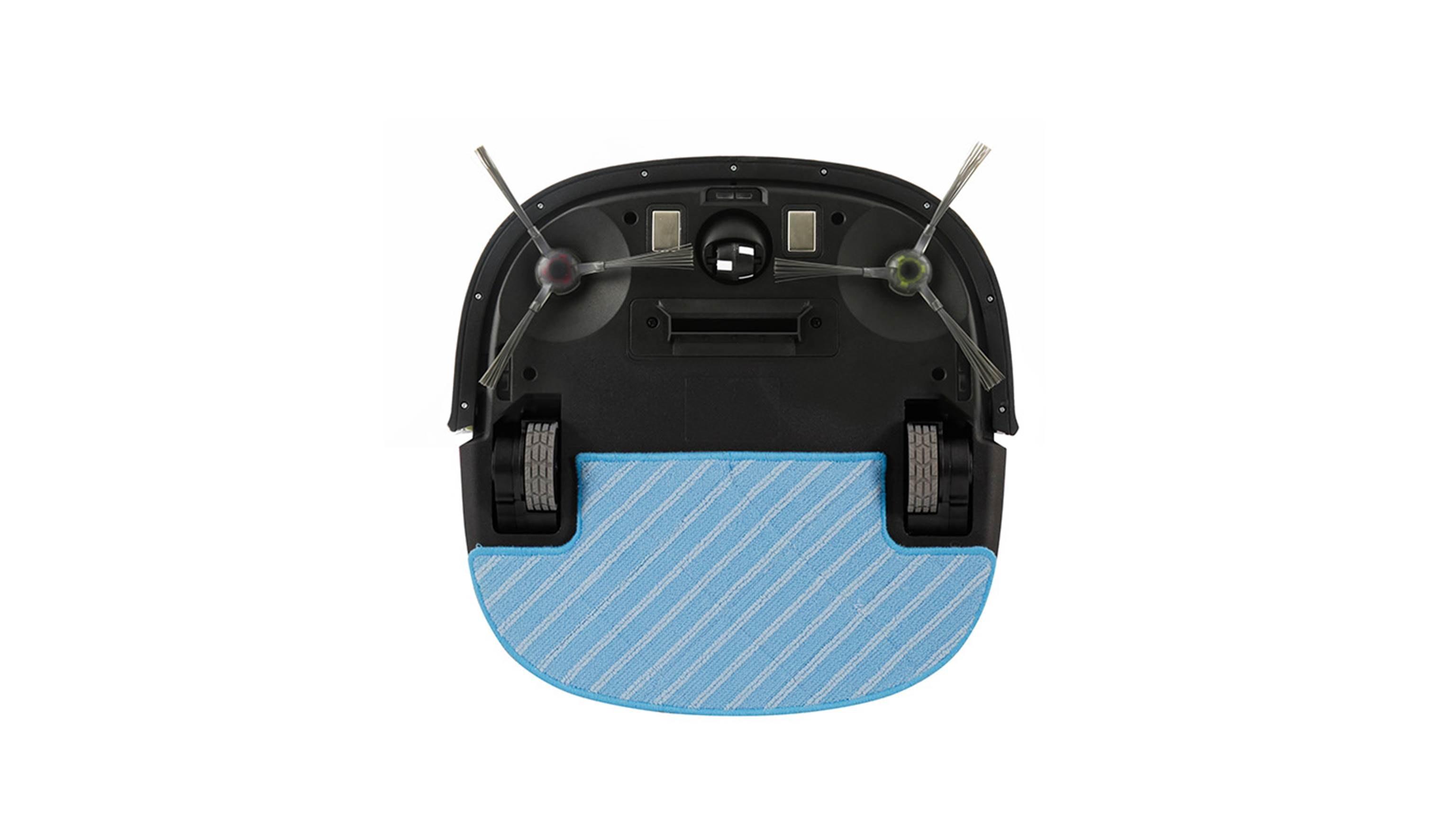 Ecovas Deebot Slim Robotic Vacuum - Bottom View