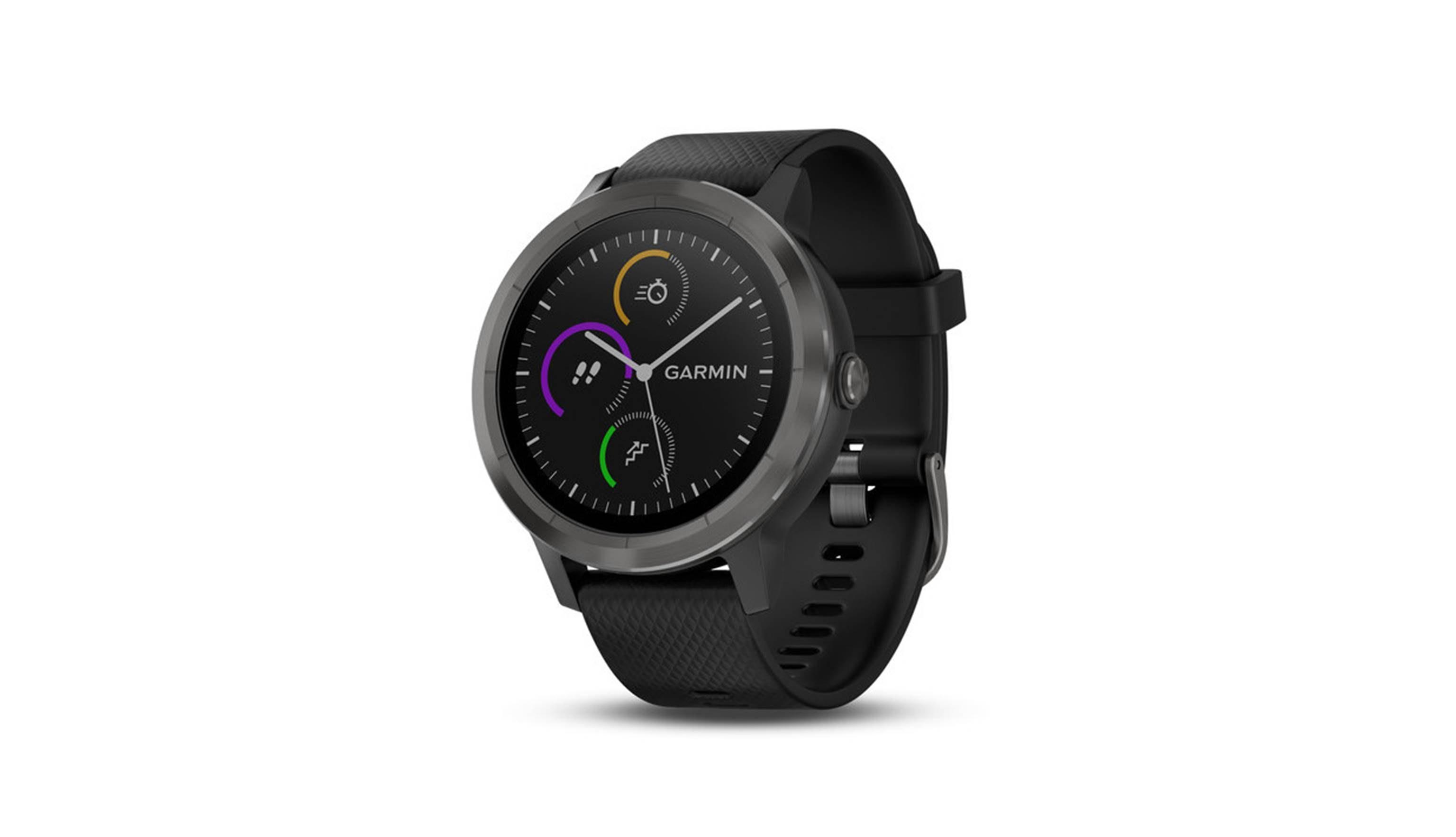 Garmin Vivoactive 3 Smartwatch Black Harvey Norman
