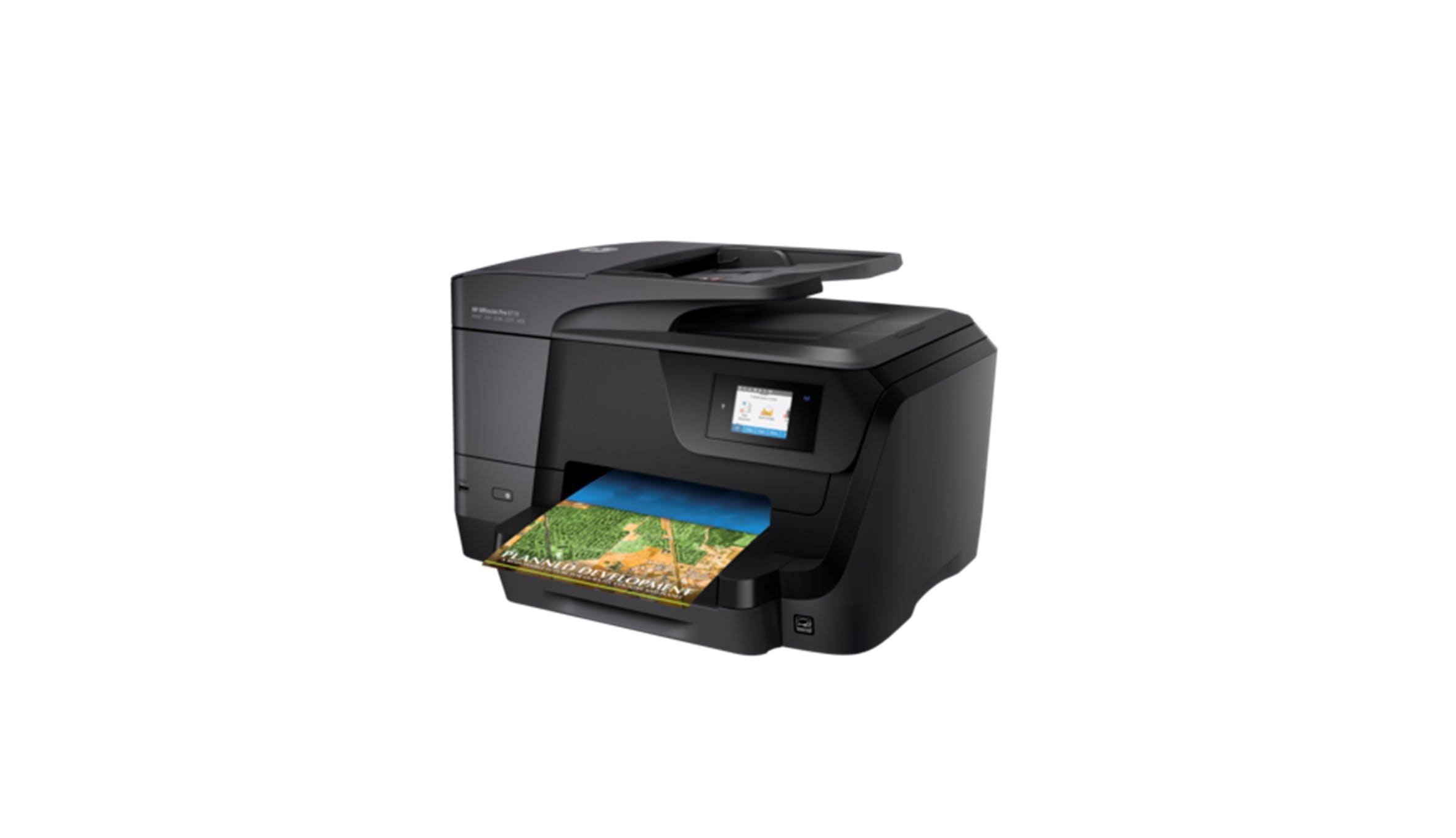 ניס HP OfficeJet Pro 8710 All-in-One Printer | Harvey Norman Singapore VZ-04