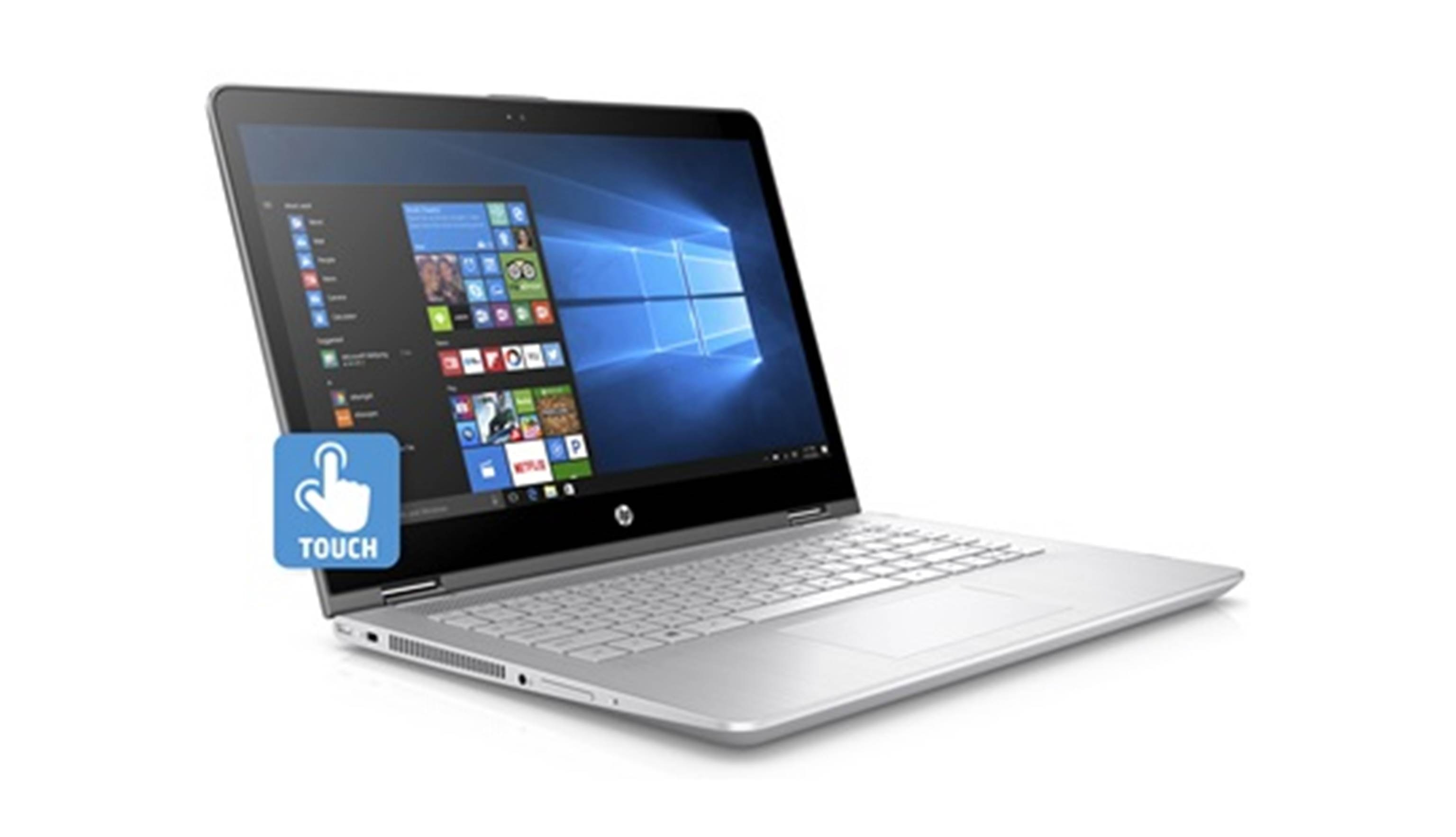HP Pavilion x360 14-BA108TX 14 i5 -(Left View)