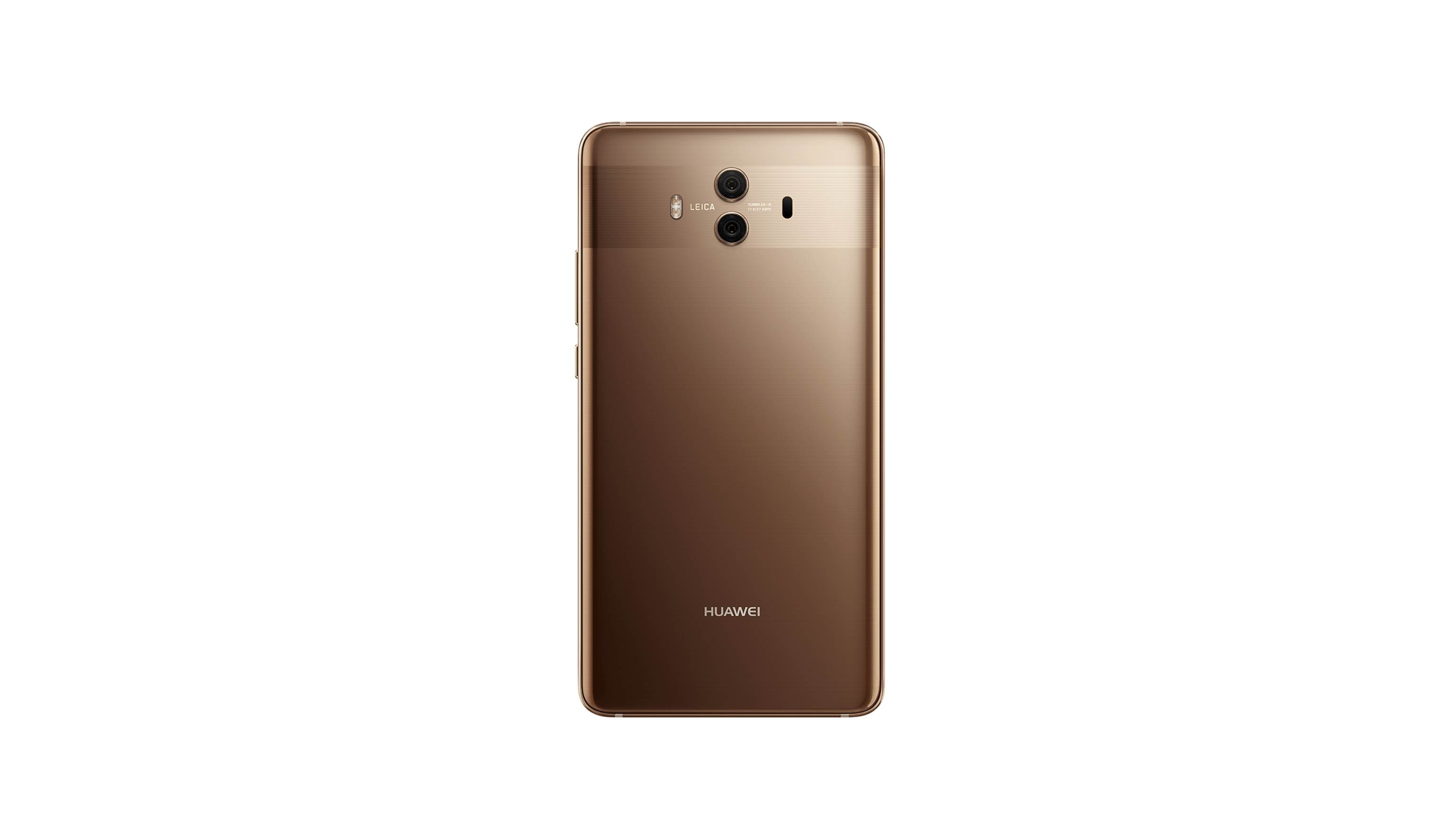 Huawei Mate 10 (2017) - Mocha Brown (3)