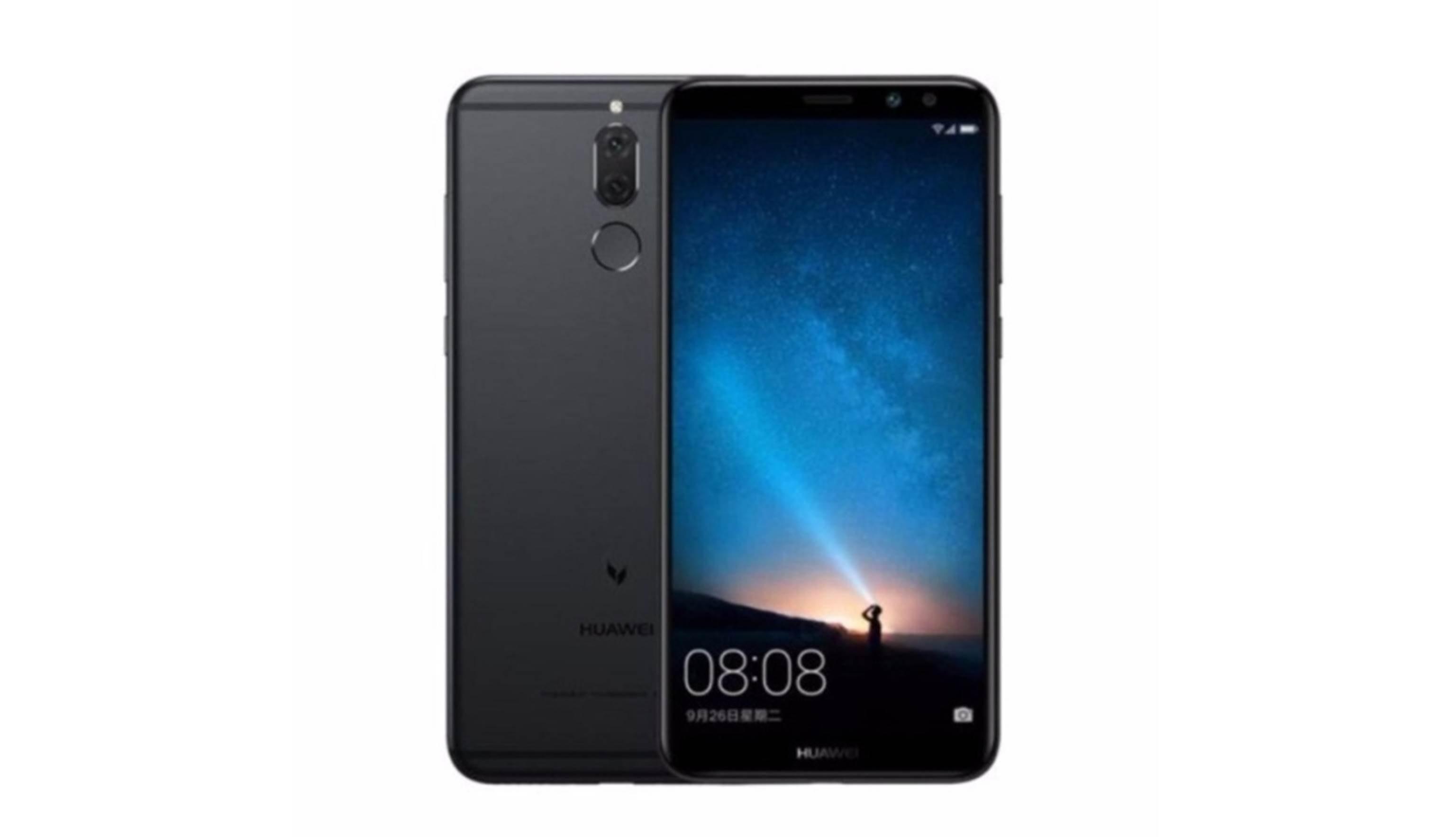 Huawei Nova 2i - Black (1)