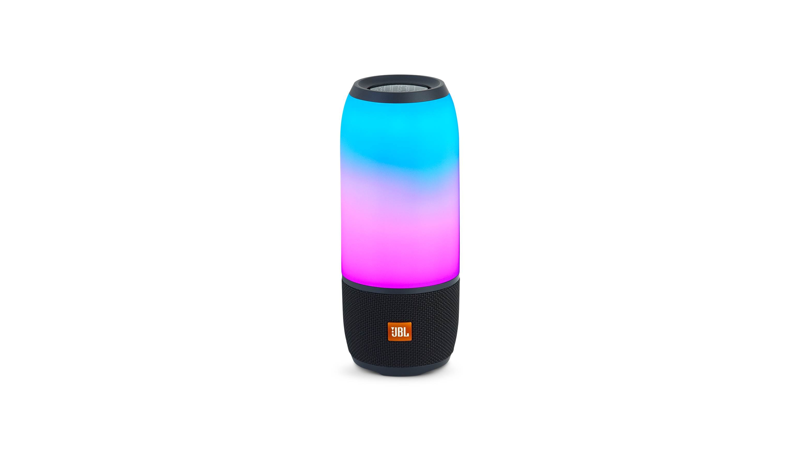 JBL Pulse 3 Wireless Portable Bluetooth Speaker - Black ... Jbl Portable Speakers Light Up