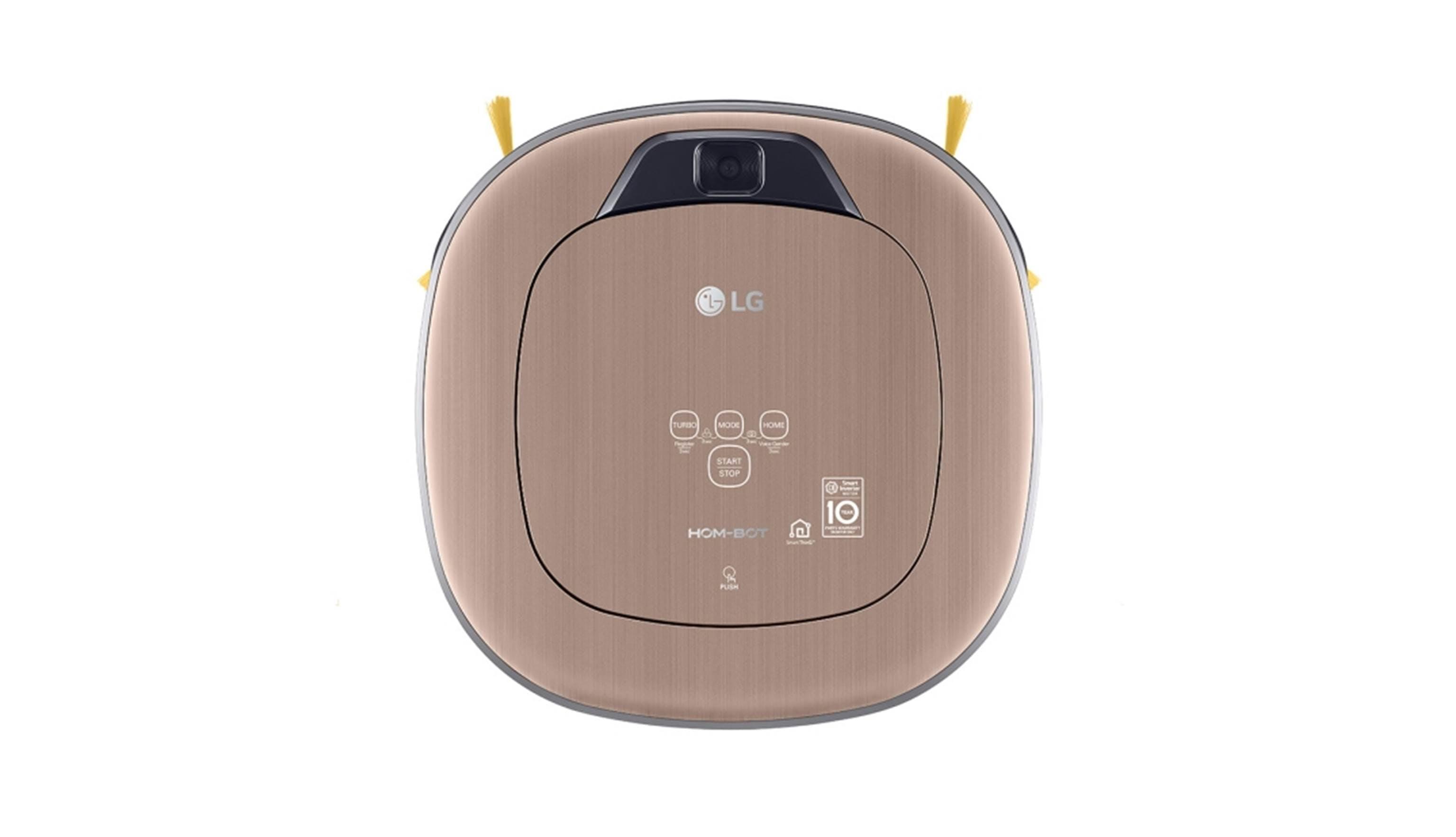 Lg Vr66820vmnc Network Robotic Vacuum Cleaner Harvey