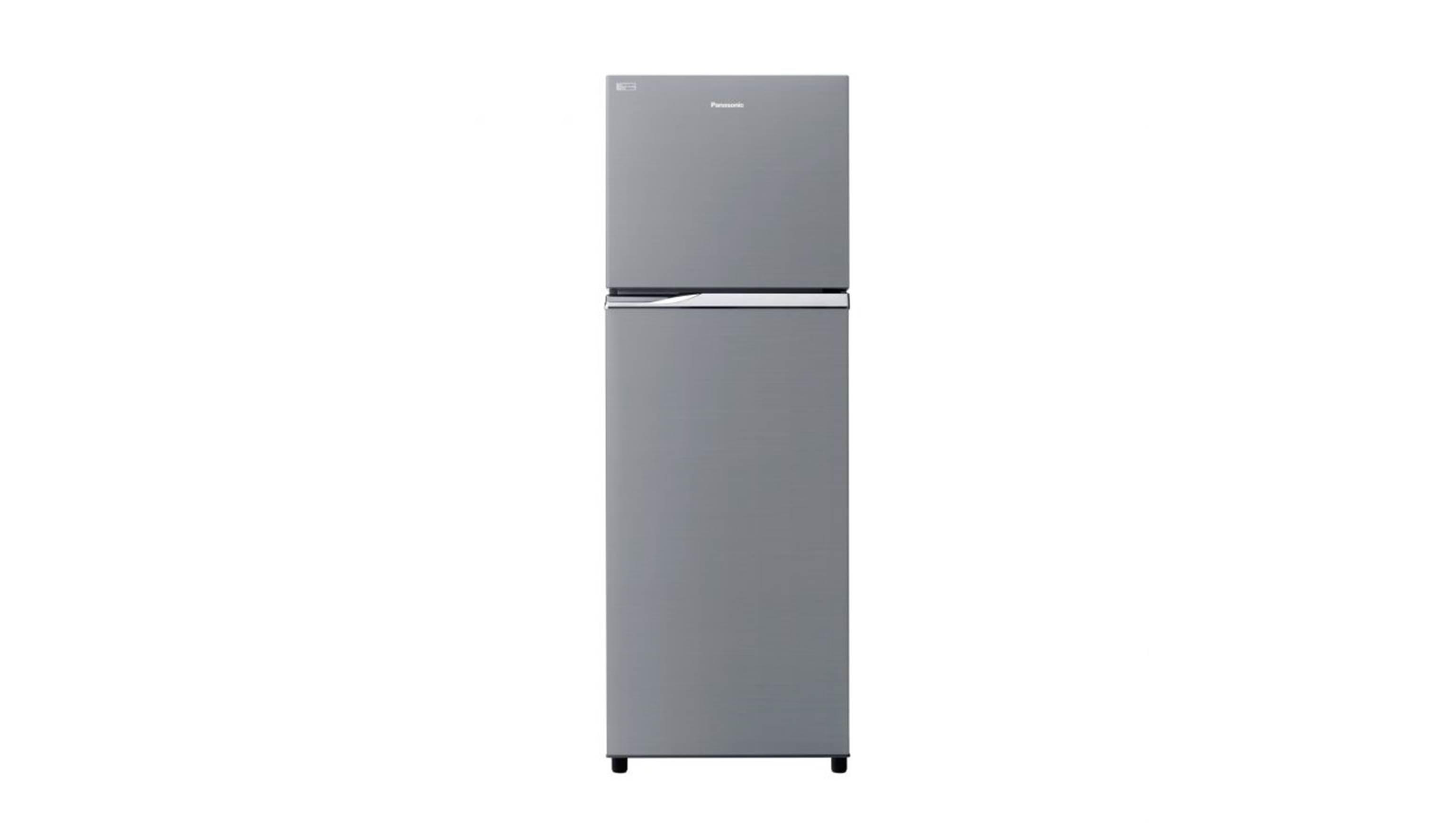 Panasonic 2-Door Refrigerator NR-BL348PSSG - Front View