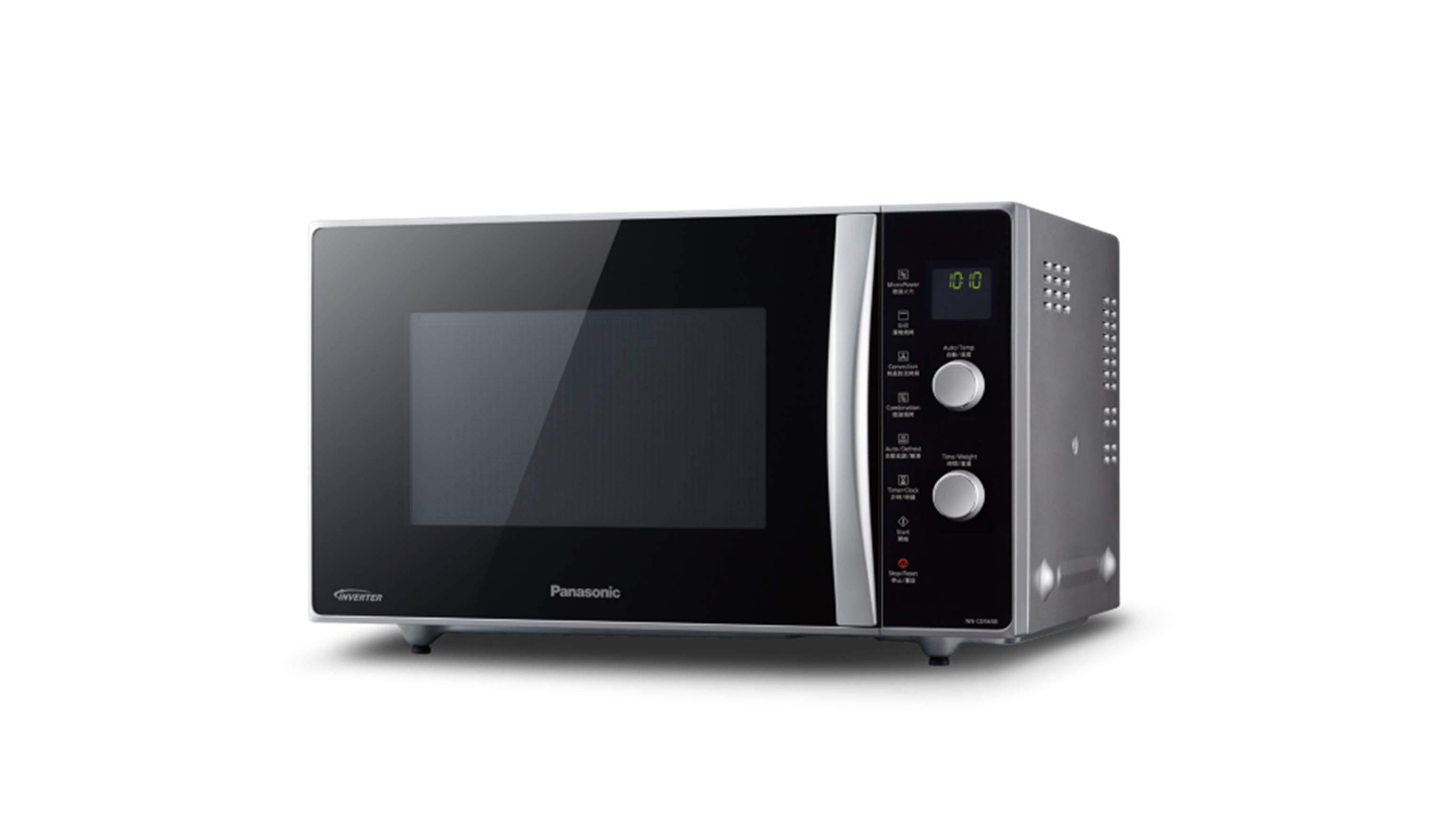 Panasonic 27L NN-CD565B Microwave Oven-Side View