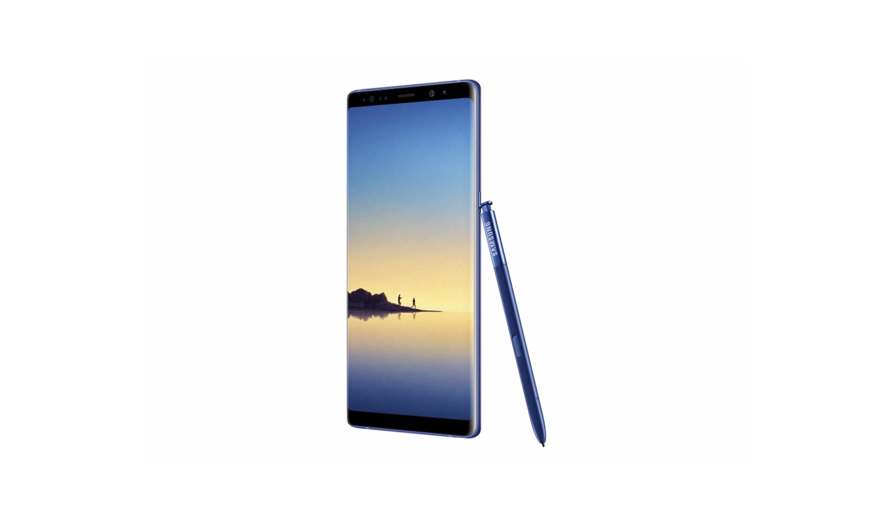 Samsung Galaxy Note8 - Deepsea Blue (1)