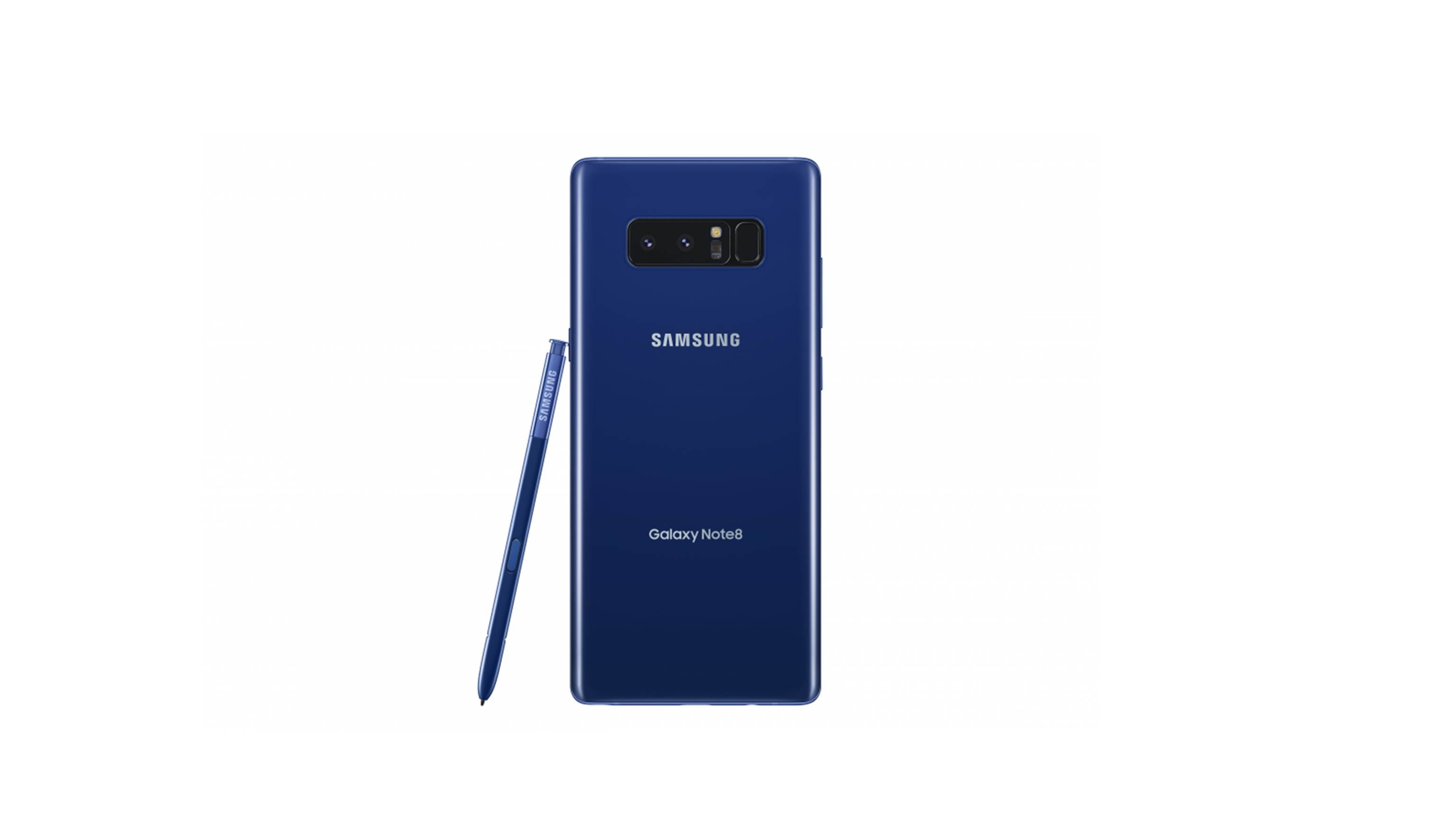 Samsung Galaxy Note8 - Deepsea Blue (2)