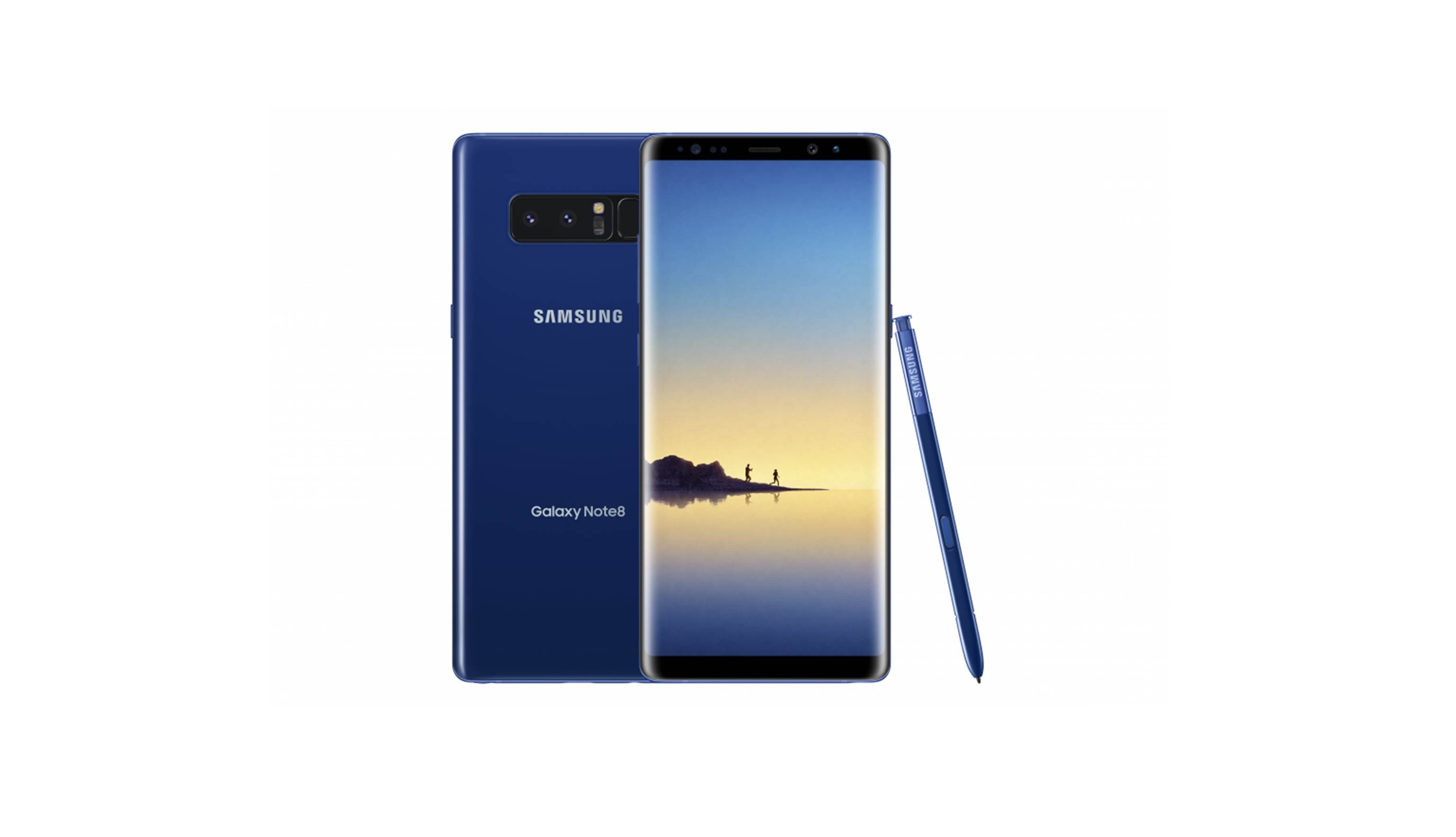 Samsung Galaxy Note8 - Deepsea Blue (3)