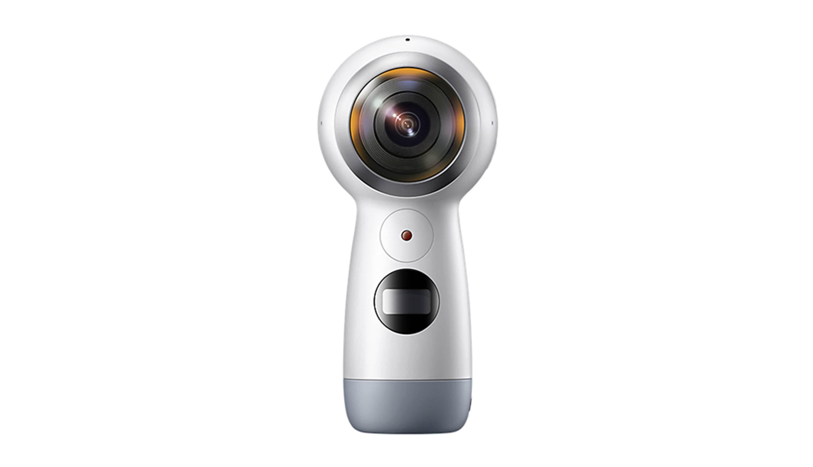 Samsung Gear 360- Side 2
