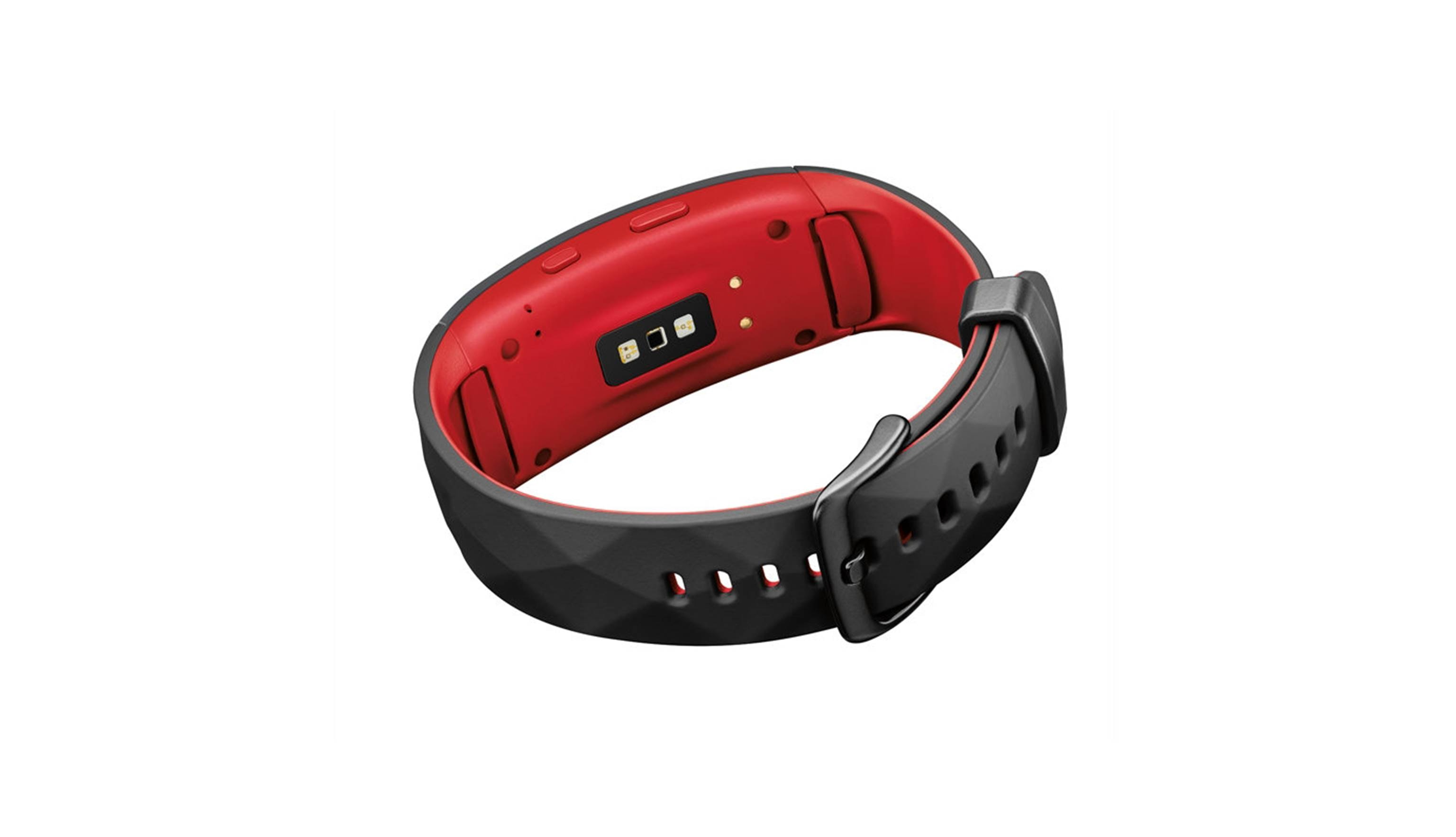 Samsung Gear Fit2 Pro Red (Large) (2)