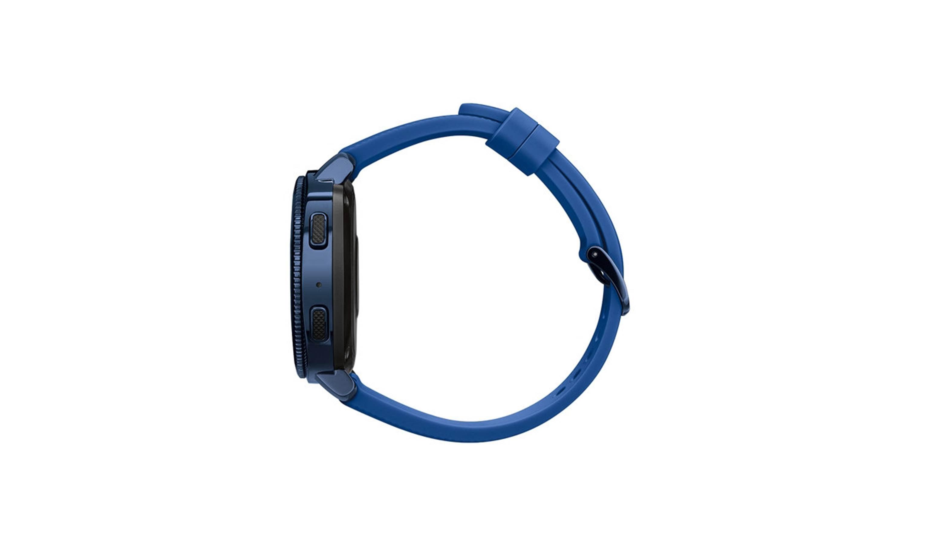 Samsung Gear Sport - Blue (3)