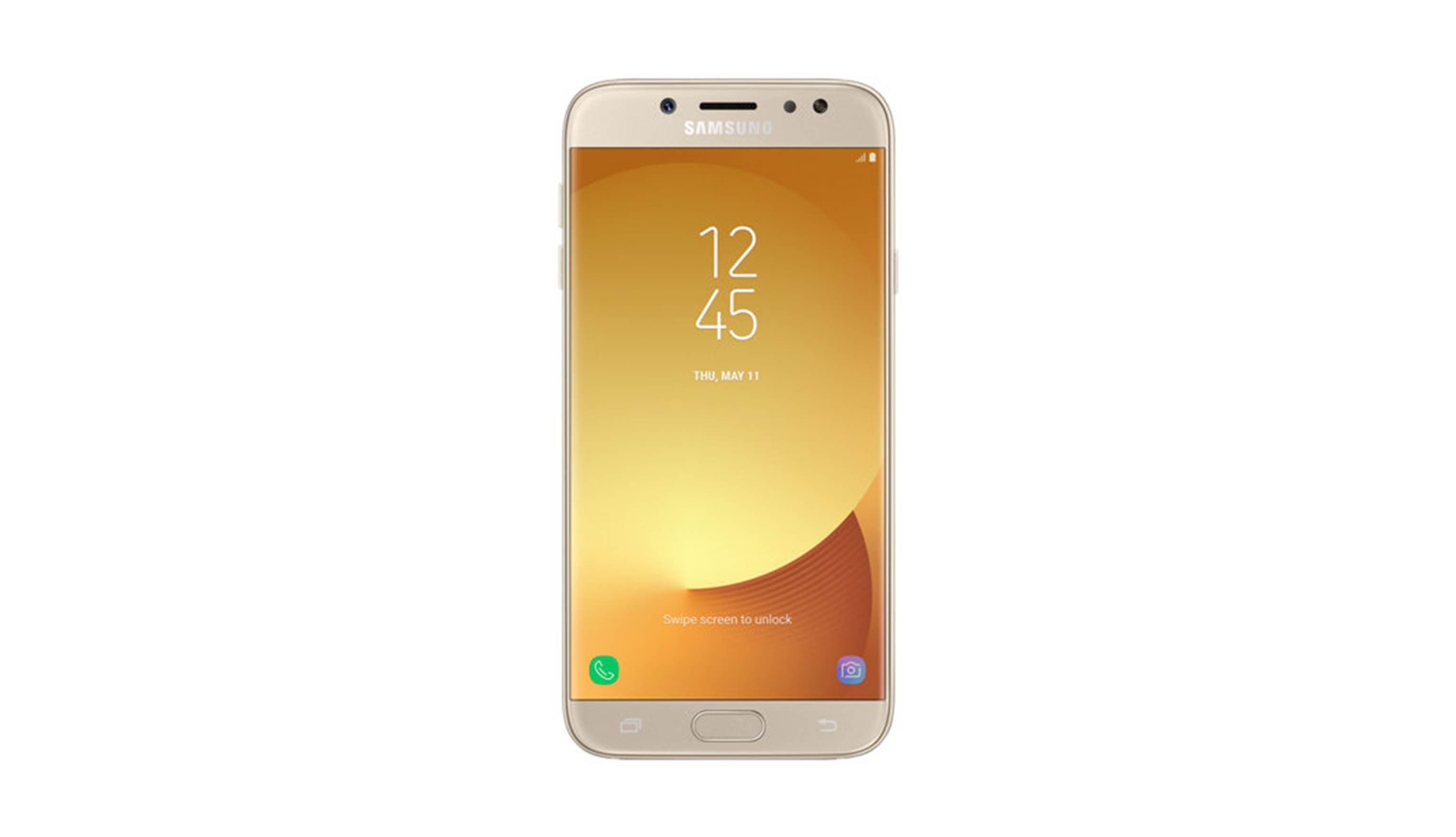 Samsung J7 PRO - Gold (1)