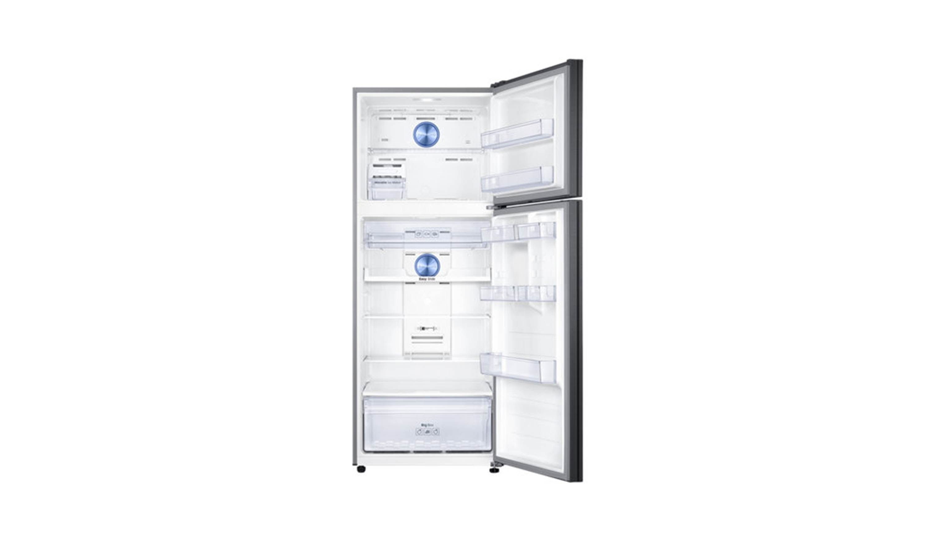 Samsung RT46K6237BSSS 2 Door Refrigerator - Black (2)