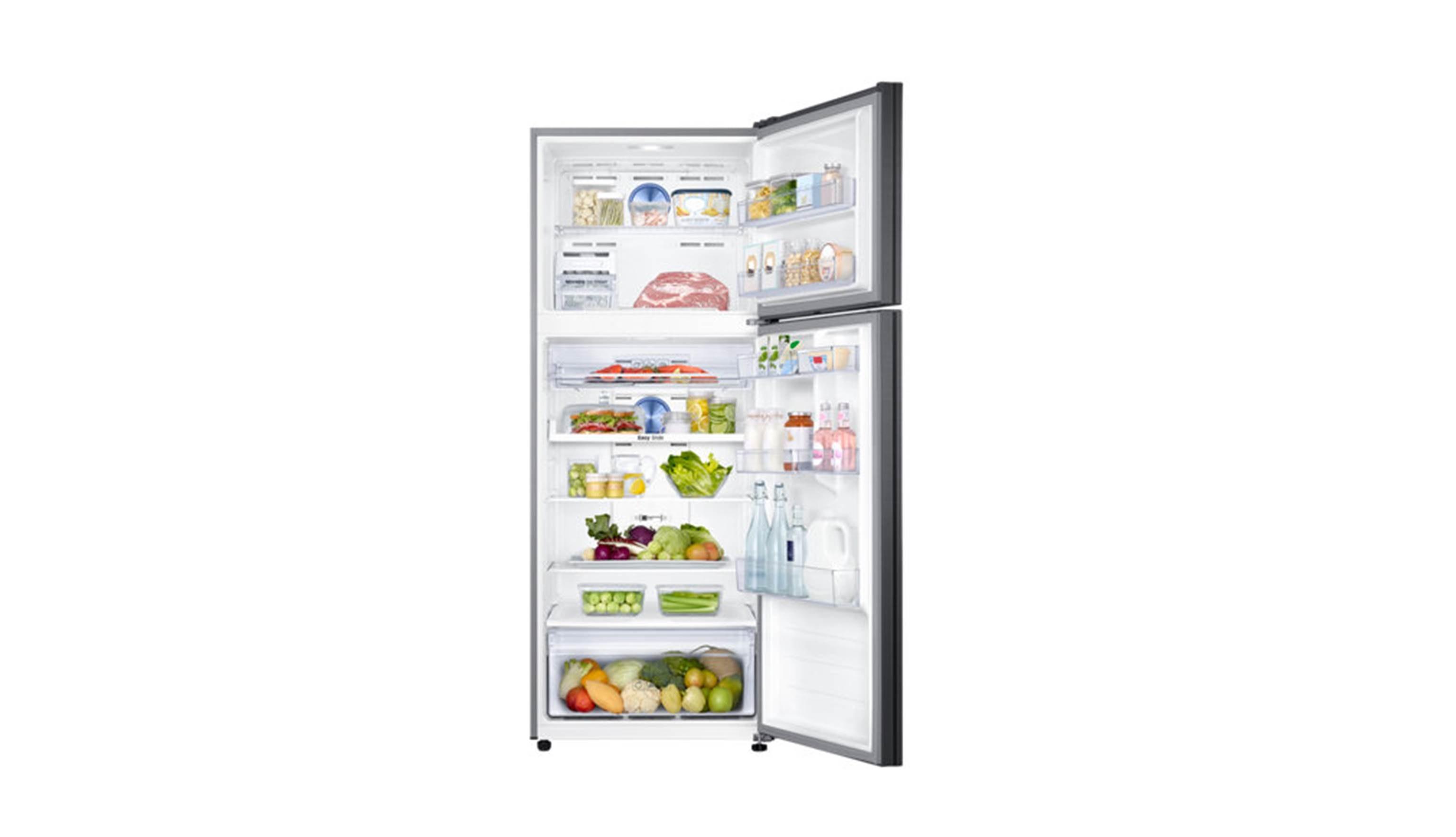 Samsung RT46K6237BSSS 2 Door Refrigerator - Black (3)