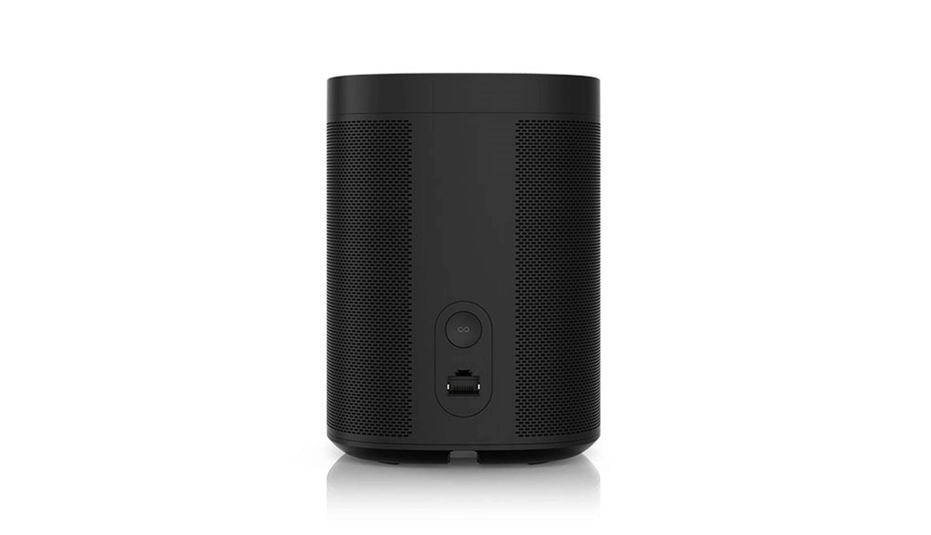 Sonos One Wireless Speaker- Black (2)