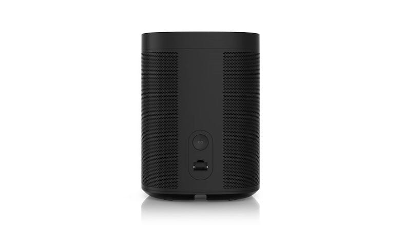 Sonos One Wireless Speaker- Black (2)