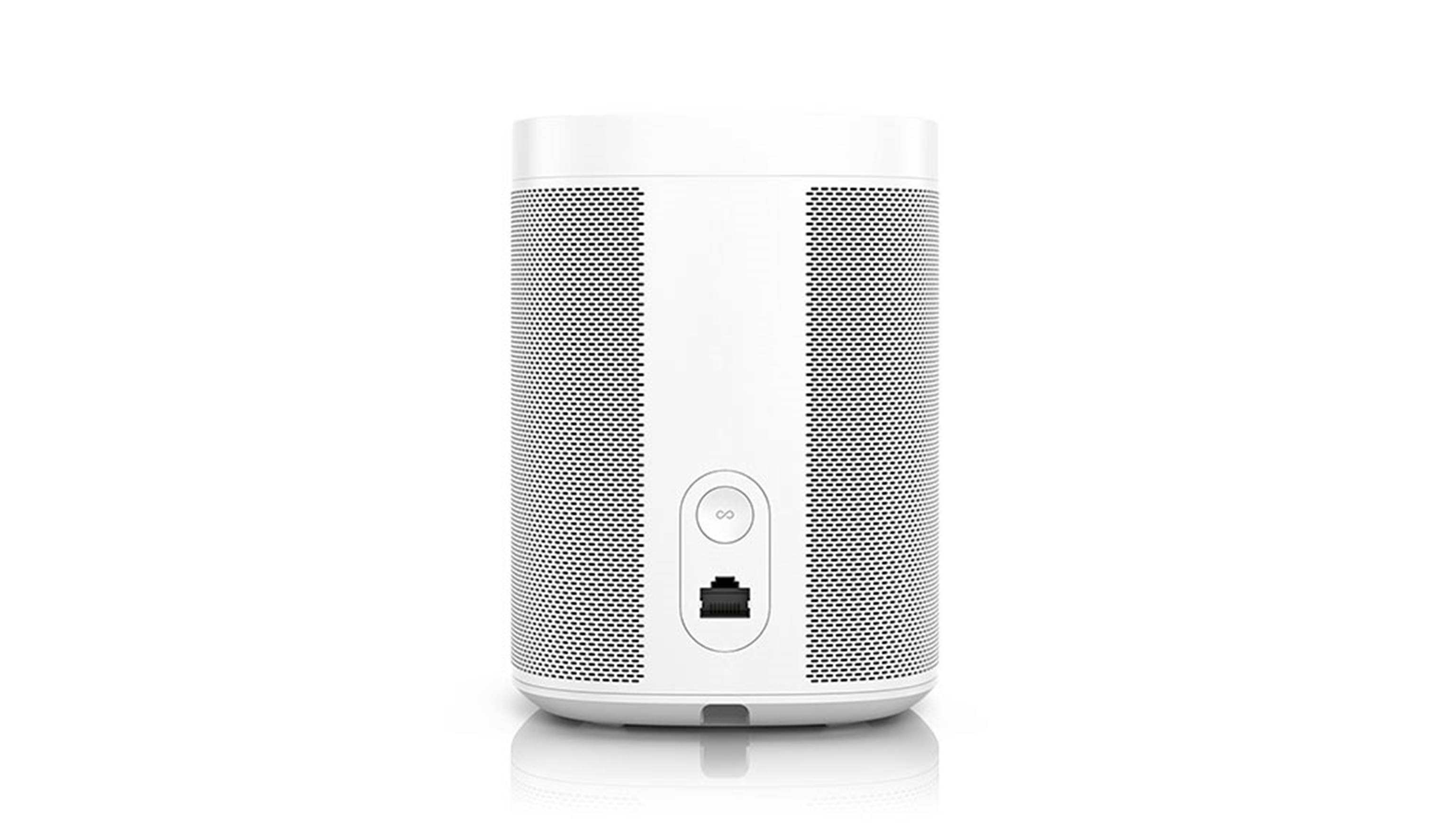 Sonos One Wireless Speaker- White (2)