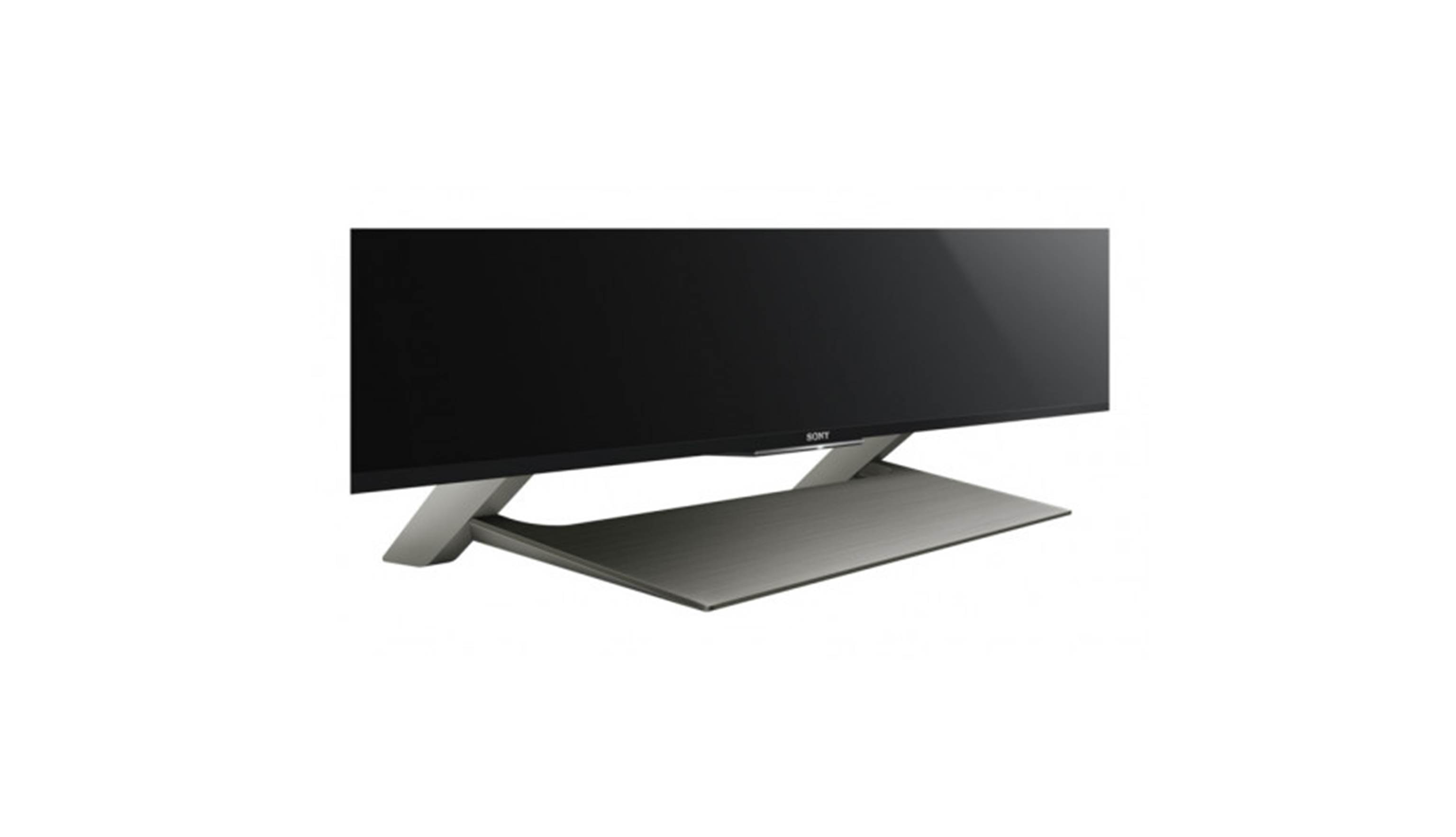 Sony KD-65X9000E 65 Android 4K Ultra HD TV - Bottom Side View