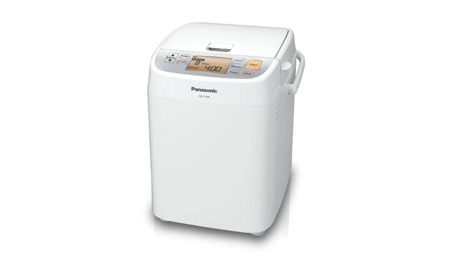 Panasonic Breadmaker: dignities and opportunities