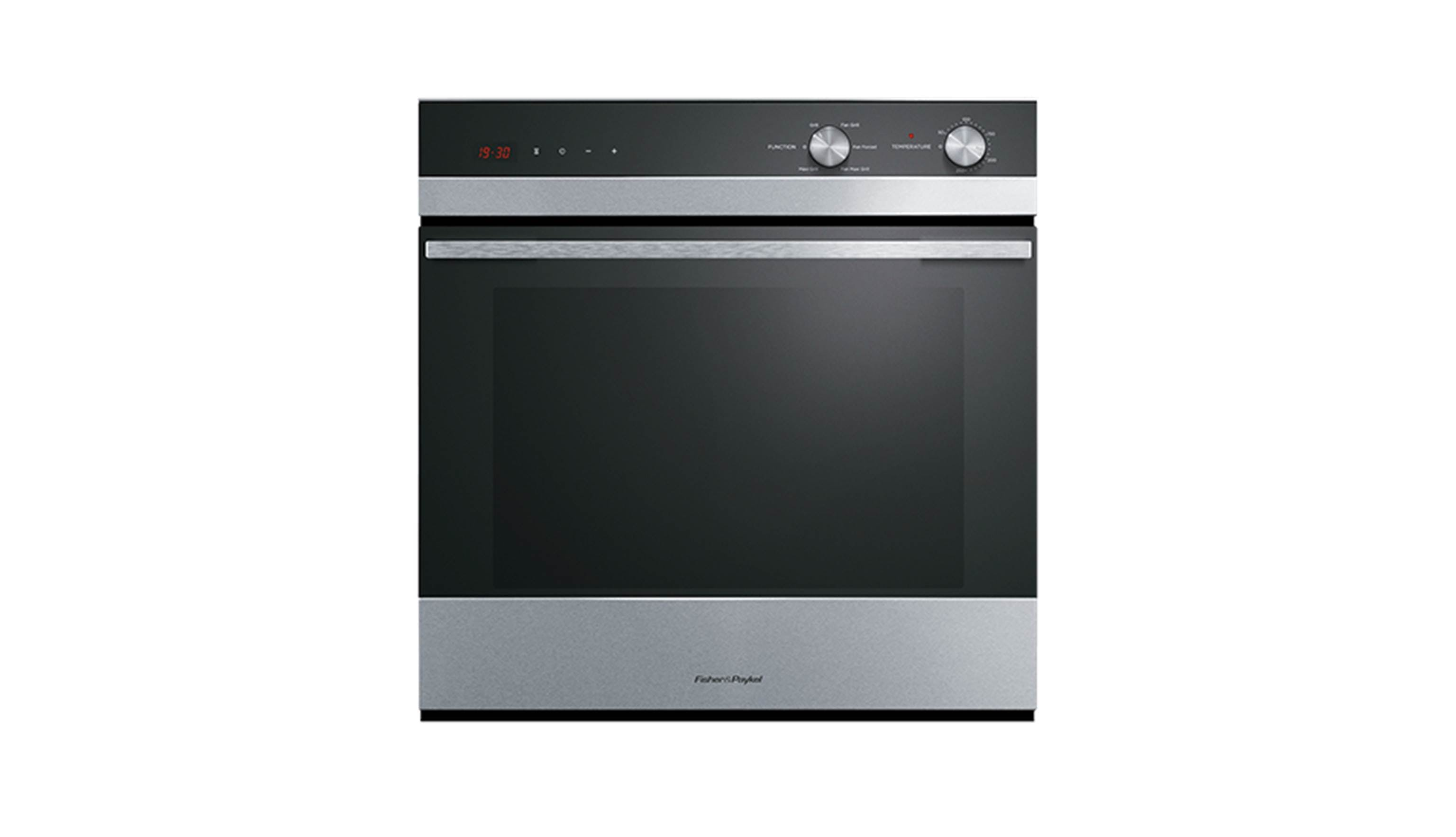 Fisher Paykel Ob60sc5cex1 60cm Built In Stainless Steel Oven