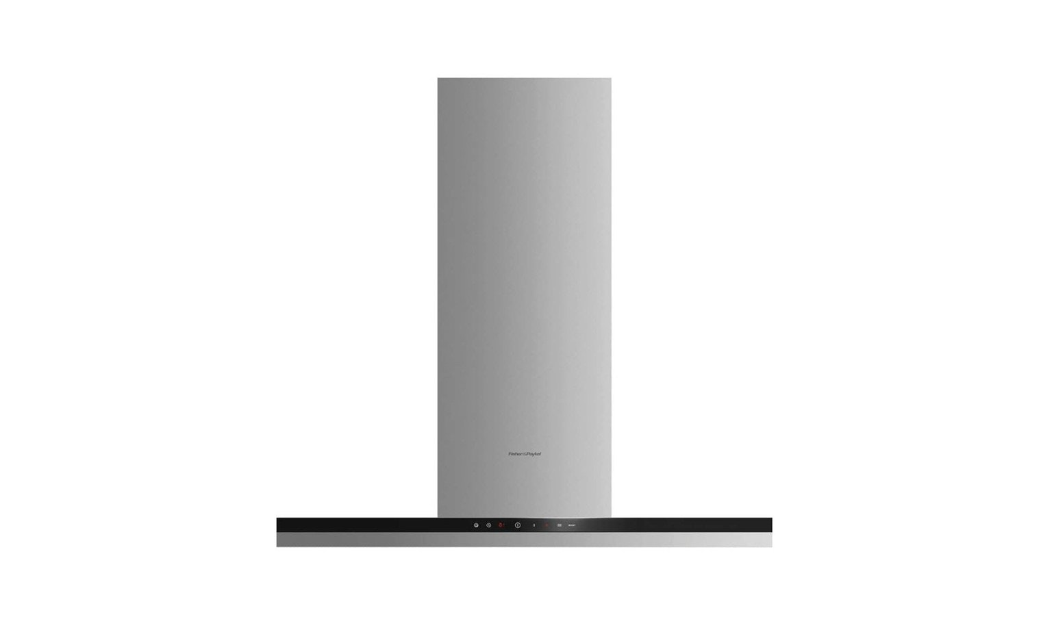 Fisher & Paykel 90cm Wall Chimney Box Rangehood - Stainless Steel-01
