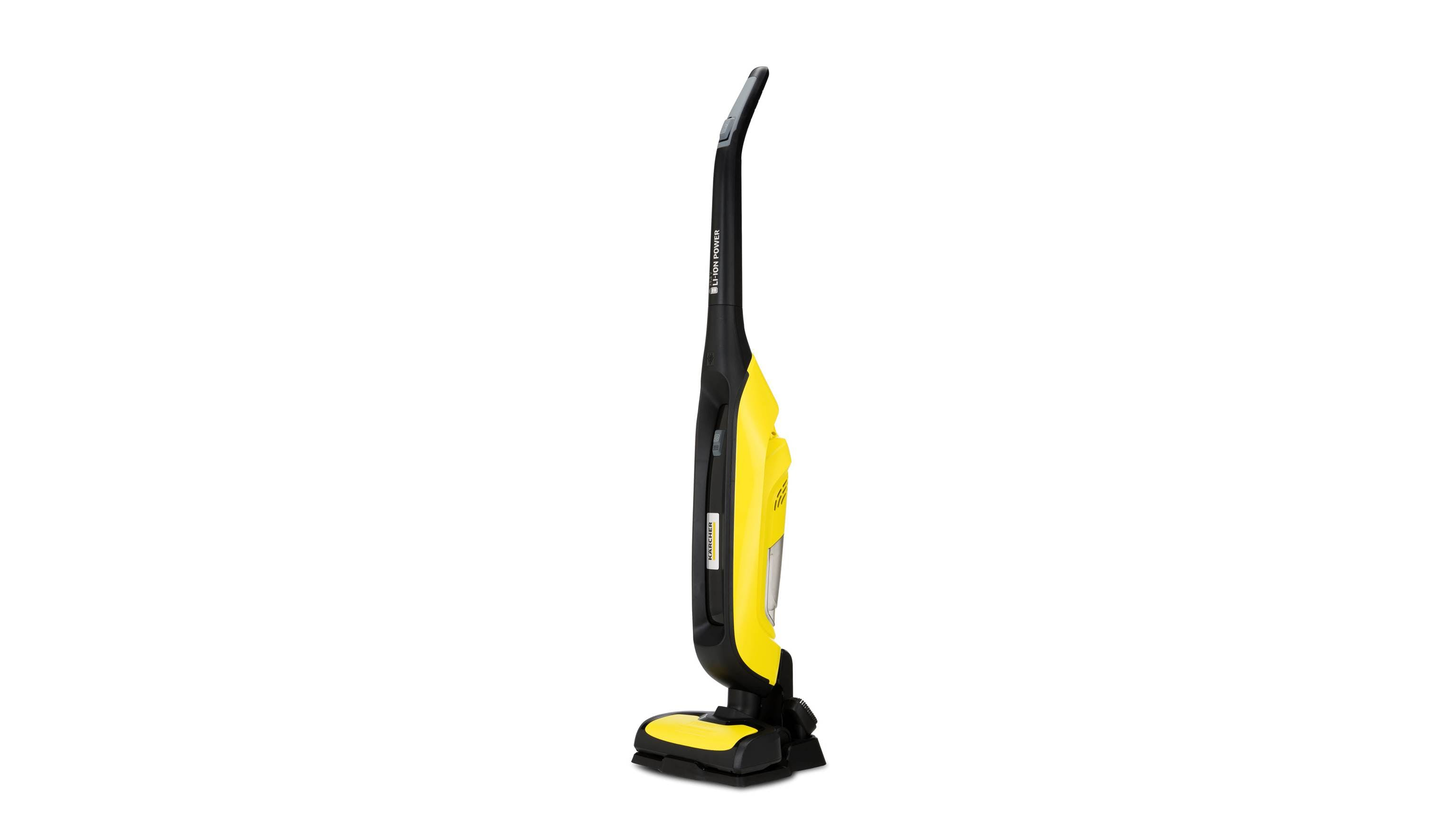Karcher 2 In 1 VC4 Battery Bag Less Vacuum Cleaner
