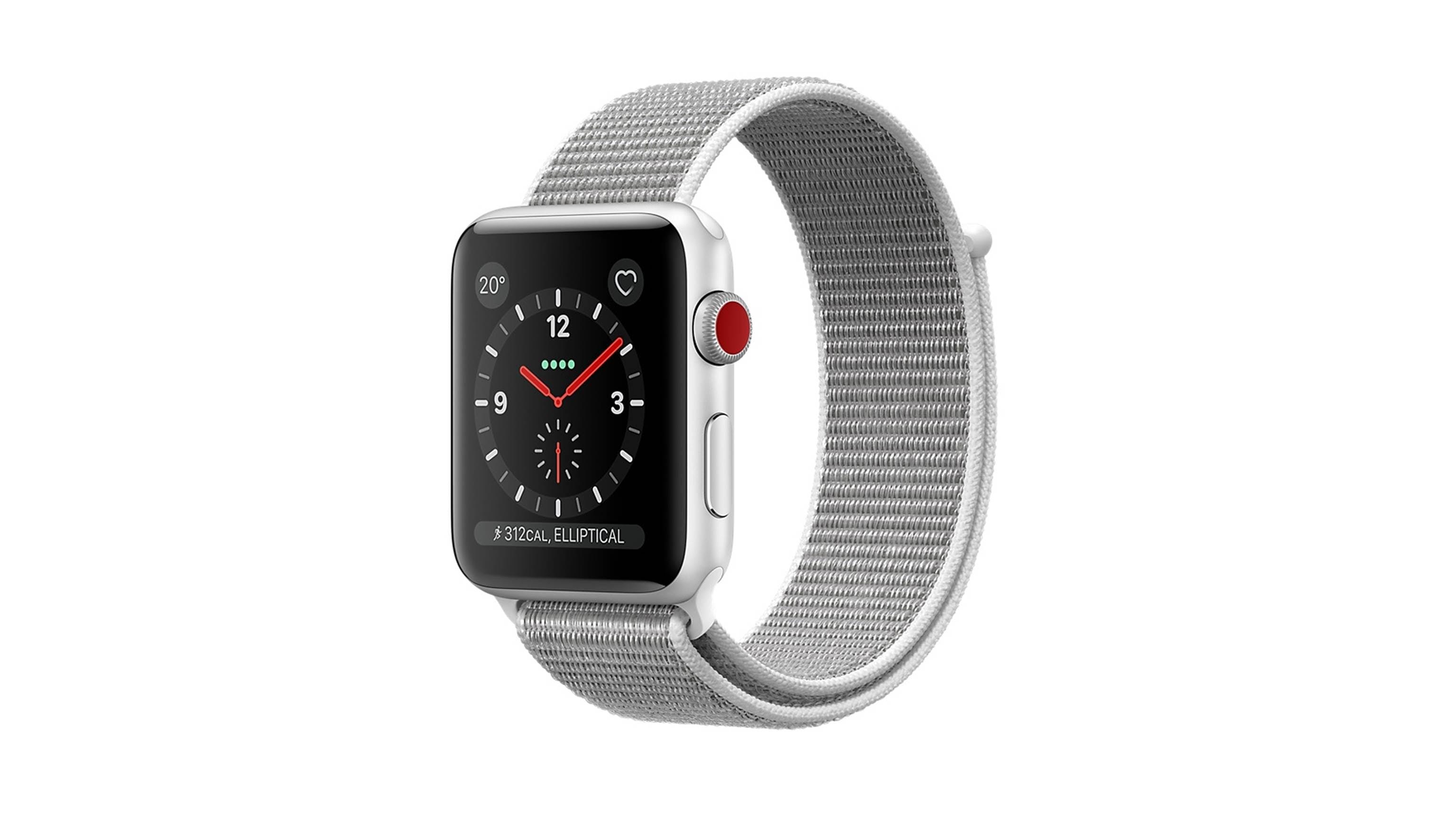img watches screen with an model apple cellular gps my issue forums i series nike watch ve got unusual macrumors threads