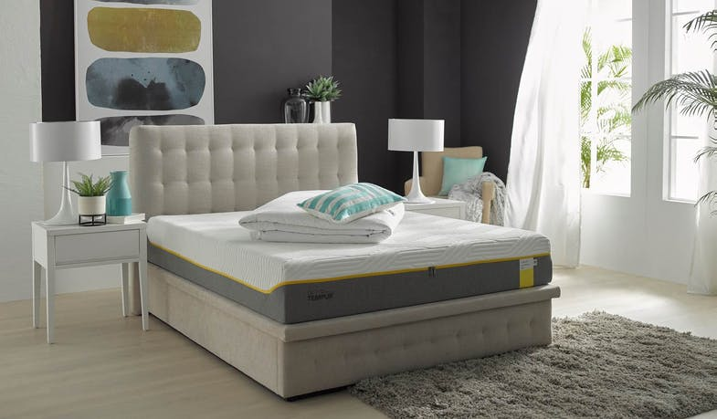 Tempur Sensation Elite 25 Mattress - Queen Size