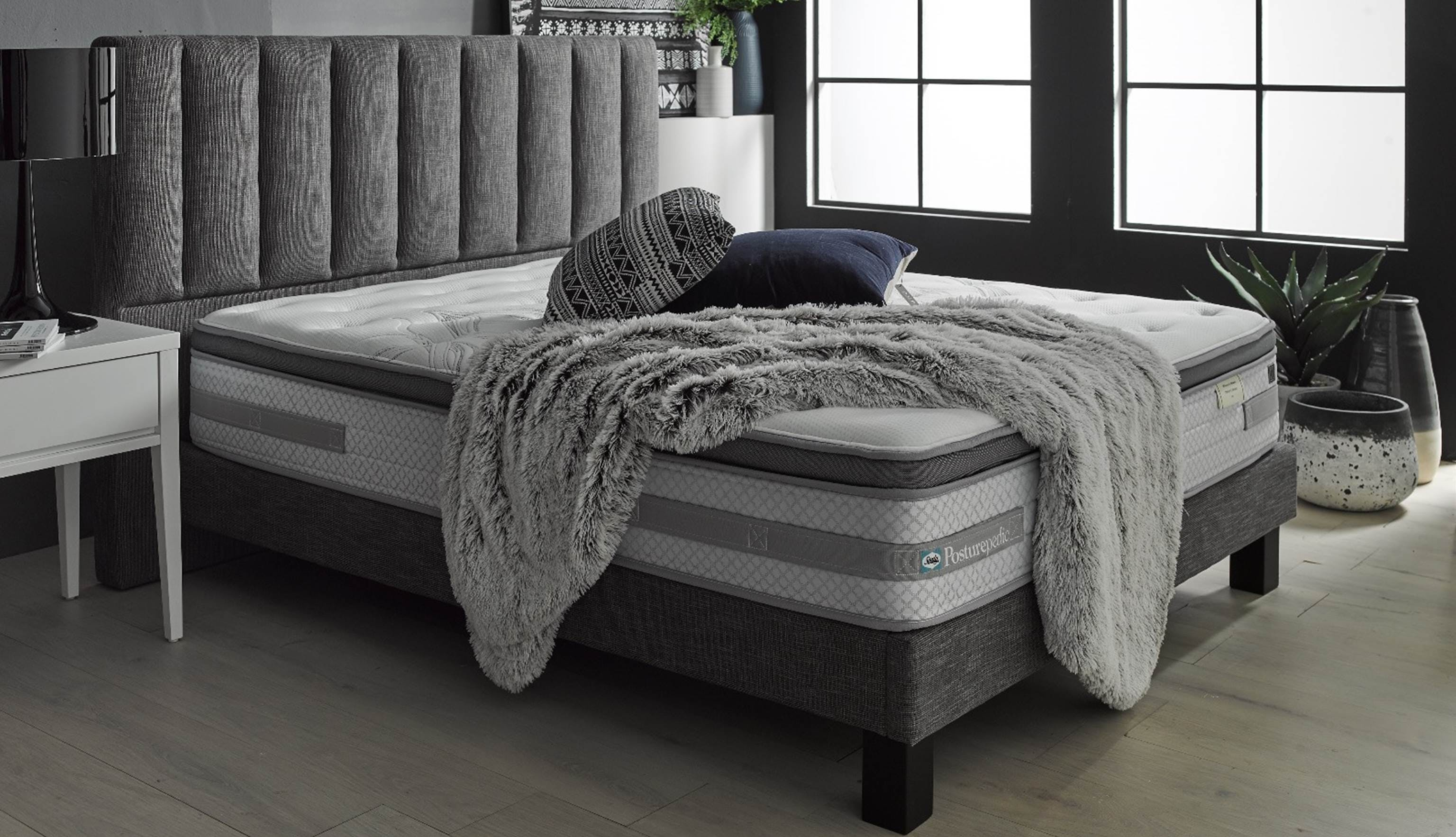 Sealy Posturepedic Anium Firm Mattress Queen Size Harvey Norman Singapore