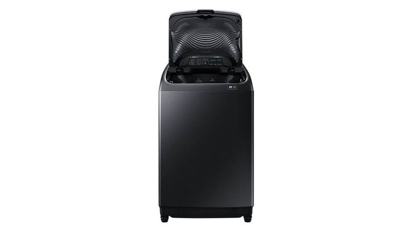 Samsung WA14N6780CV/SP Active DualWash 14kg Top Load Washer (Opened View)