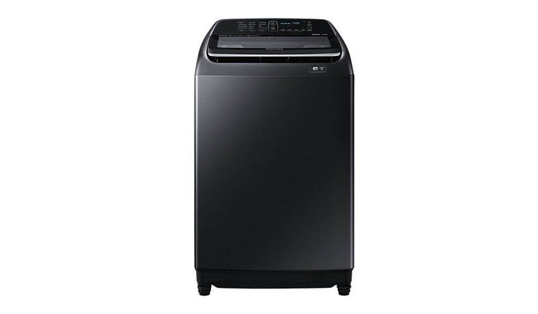 Samsung WA14N6780CV/SP Active DualWash 14kg Top Load Washer (Front View)