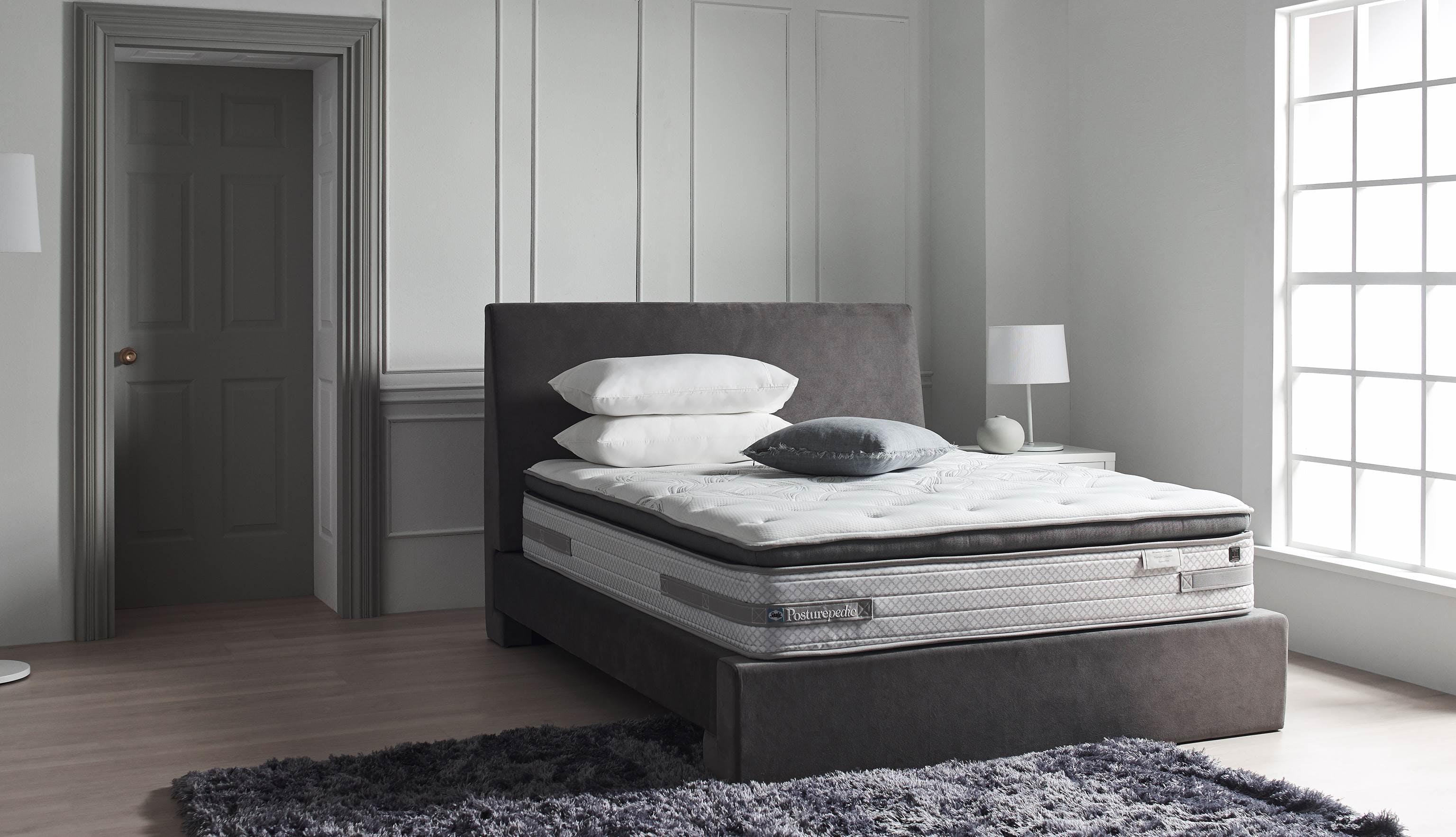 Sealy Posturepedic Anium Cushion Firm Mattress Queen Size Harvey Norman Singapore