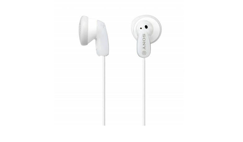 Sony MDR-E9LP In-ear Headphones - White
