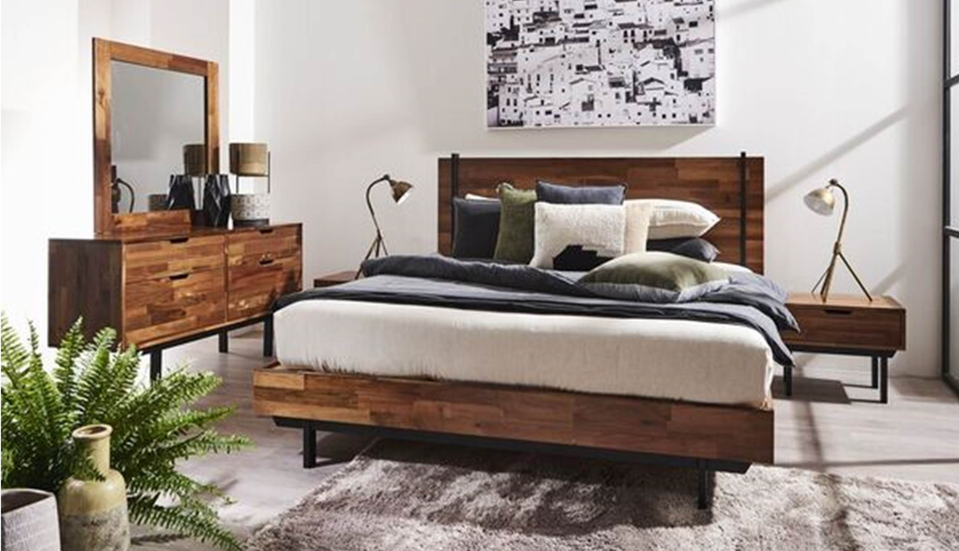 Element Bed King Size Harvey Norman Singapore