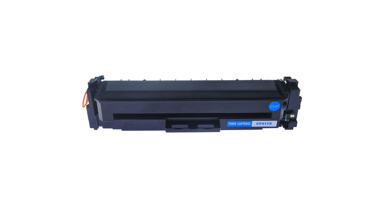 HP CF411X Toner Cartridge - Cyan - 01