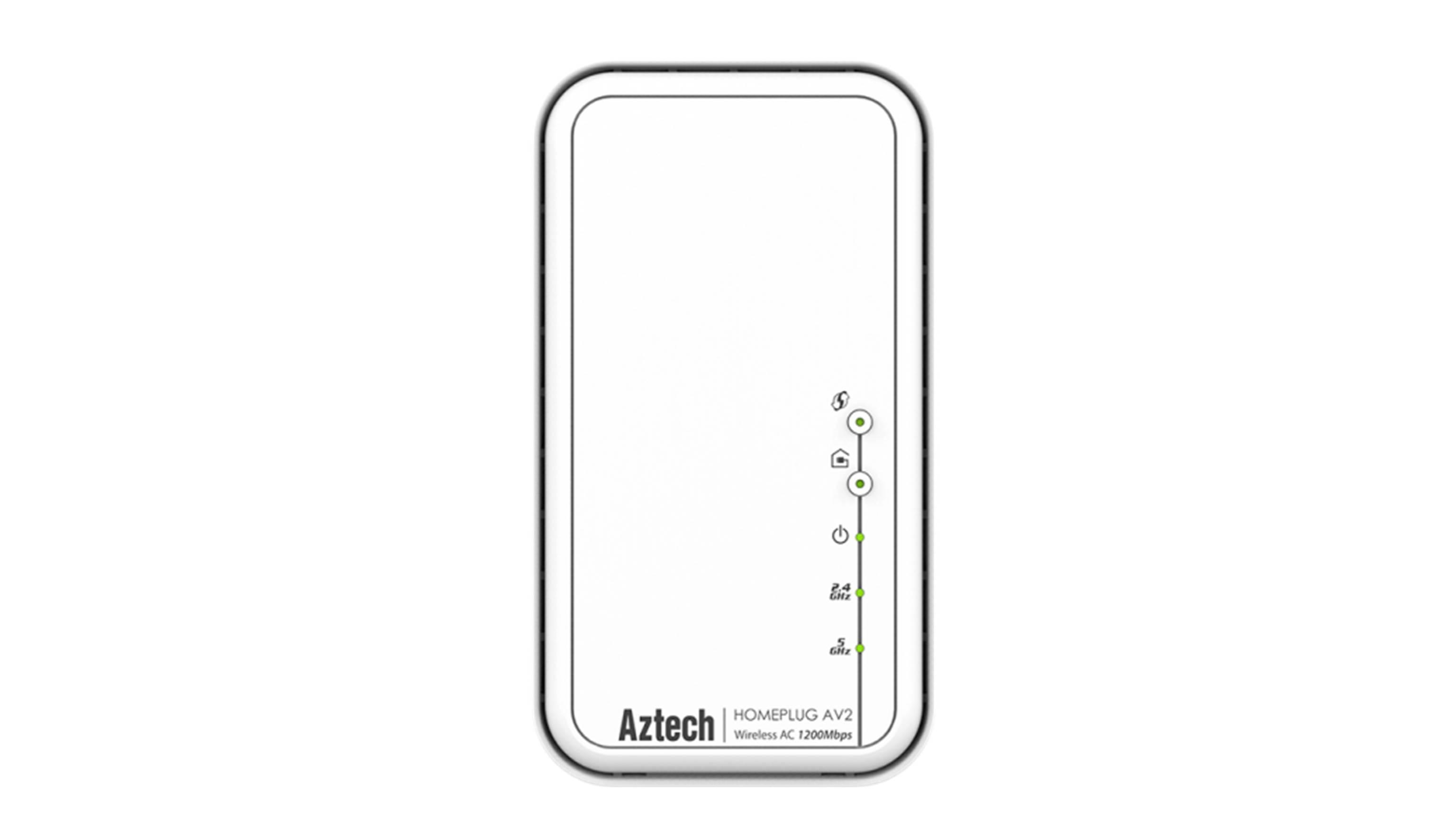 Aztech HL129EW SmartLink Homeplug Wireless-AC Extender