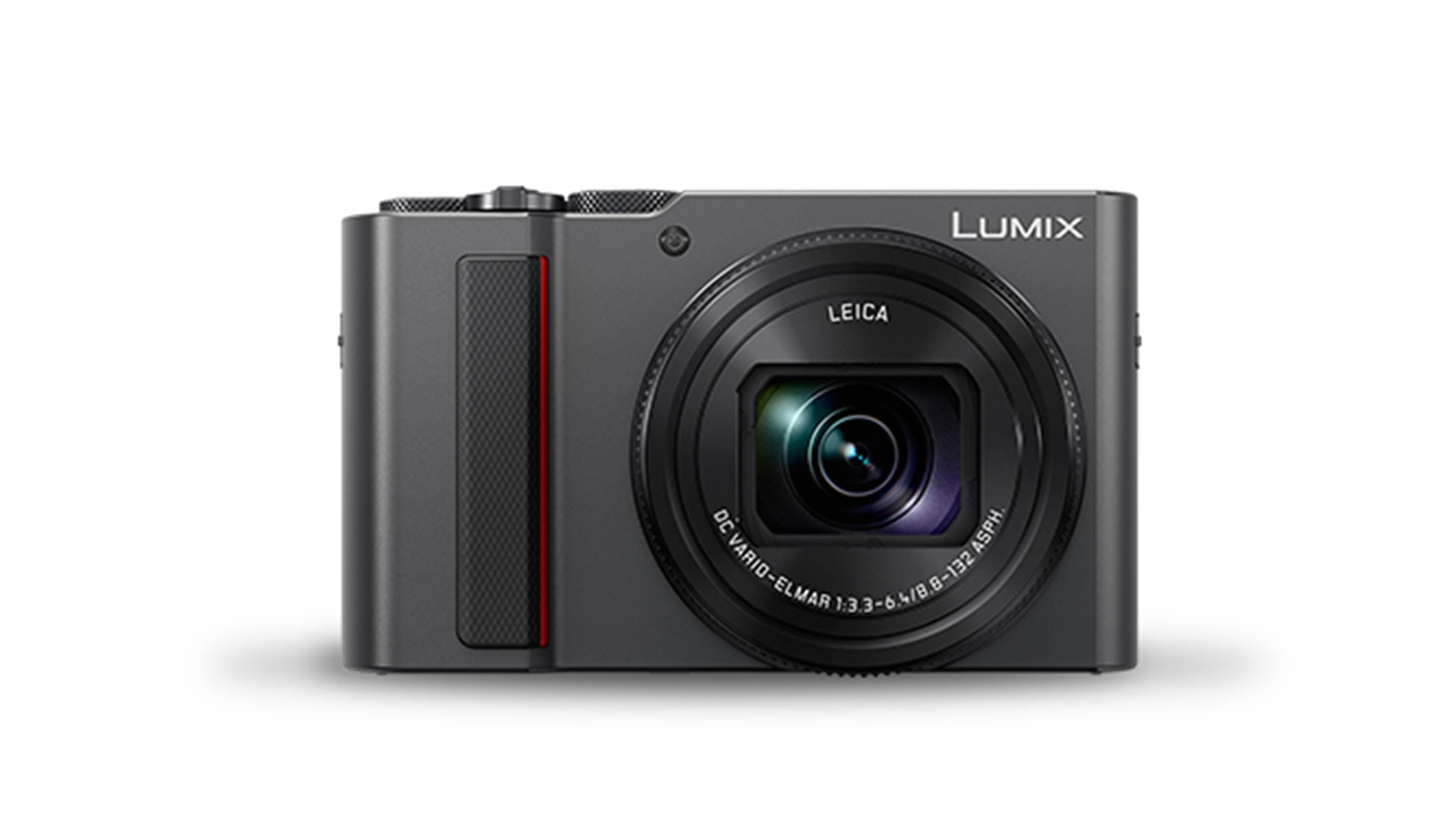 Panasonic DC-TZ220GA-K Lumix Digital Camera - Black