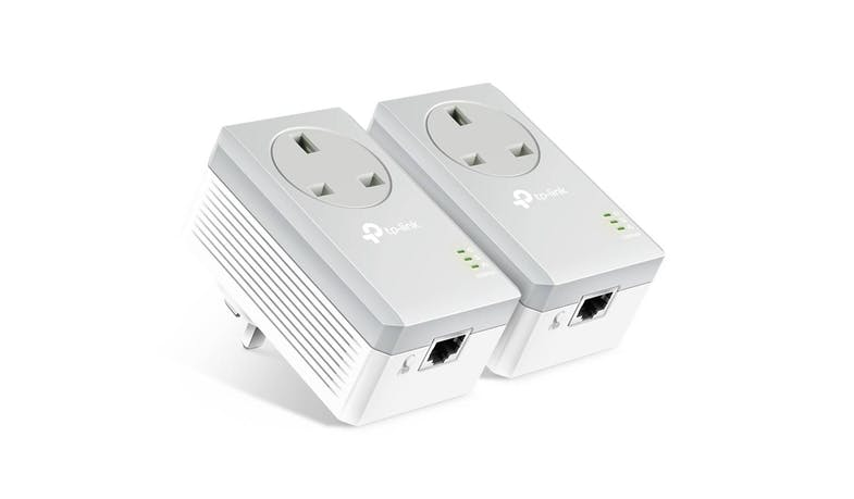 TP-Link AV600 (TL-PA4010P KIT) Passthrough Powerline Starter Kit